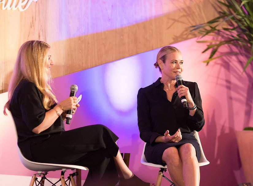 Chelsea Handler Interview | Create + Cultivate Los Angeles 2016 Conference Recap + Review | Beauty and Style Blogger Ashley Brooke Nicholas