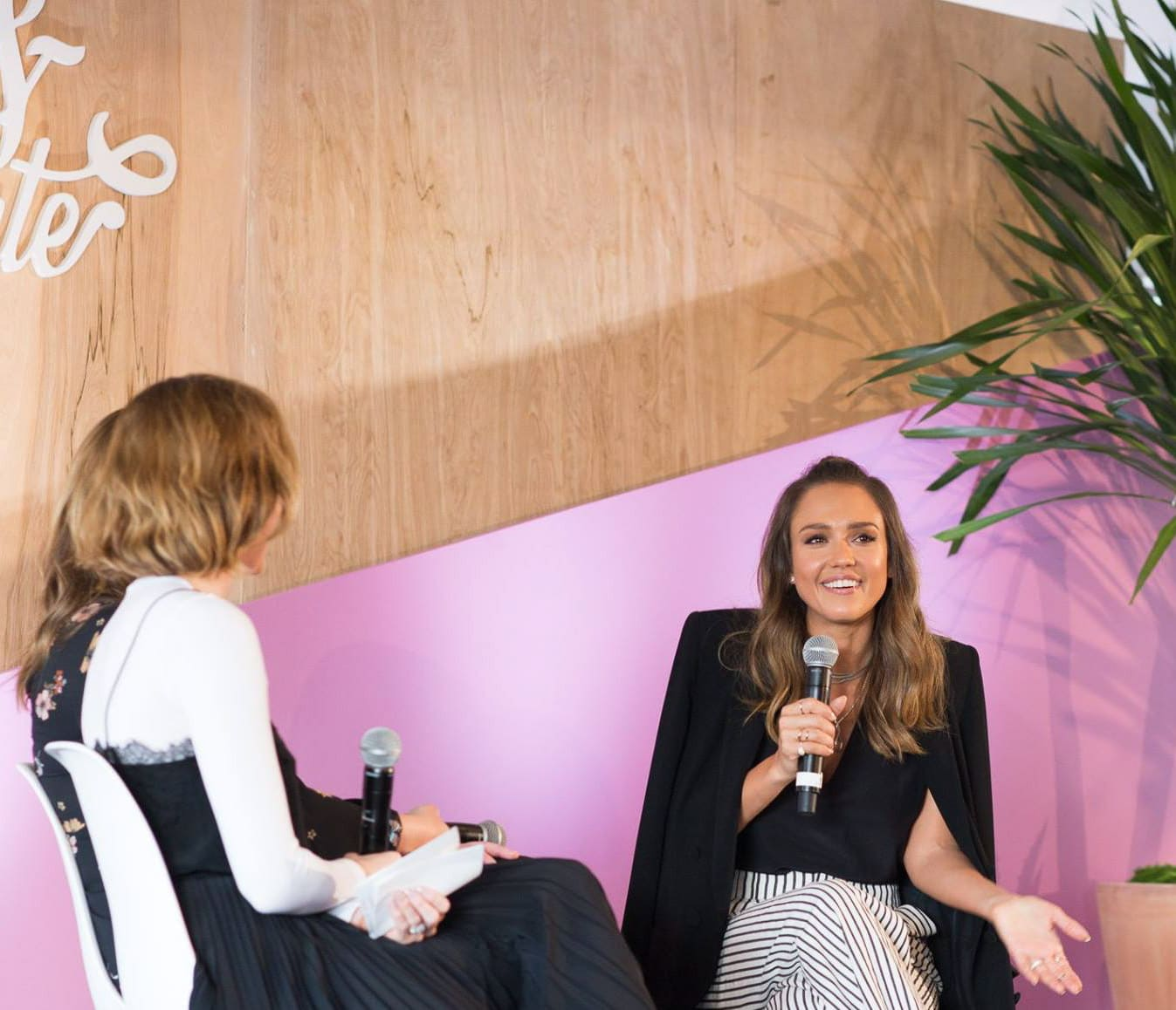 Jessica Alba Interview | Create + Cultivate Los Angeles 2016 Conference Recap + Review | Beauty and Style Blogger Ashley Brooke Nicholas