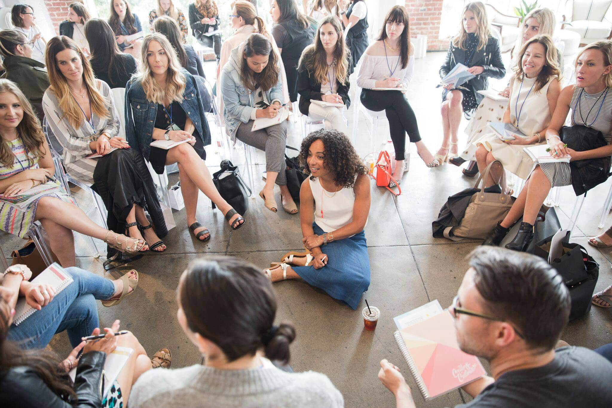 Create + Cultivate Los Angeles 2016 Conference Recap + Review | Beauty and Style Blogger Ashley Brooke Nicholas