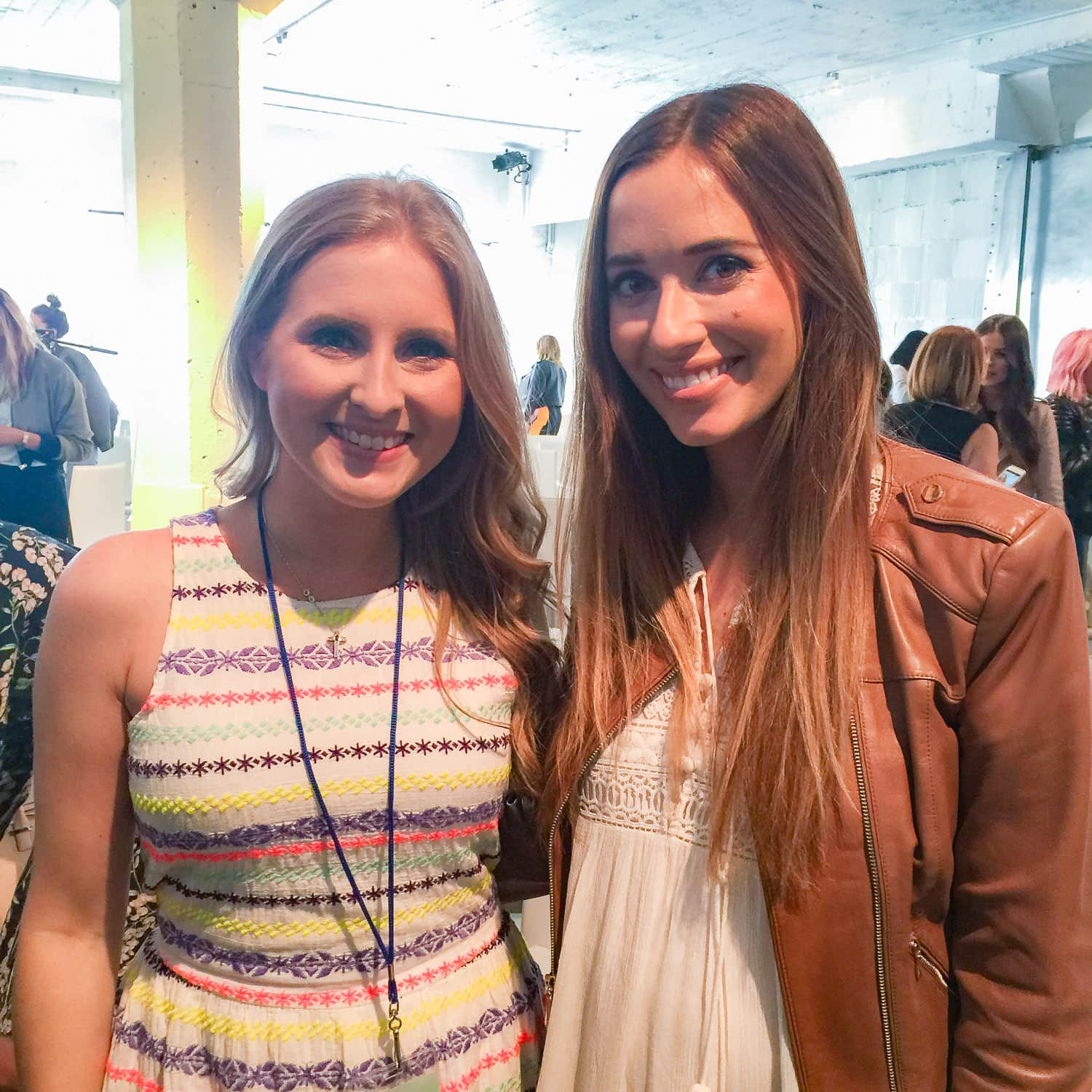 Fashion bloggers Ashley Brooke Nicholas and M Loves M | Create + Cultivate Los Angeles 2016 Conference Recap + Review | Beauty and Style Blogger Ashley Brooke Nicholas