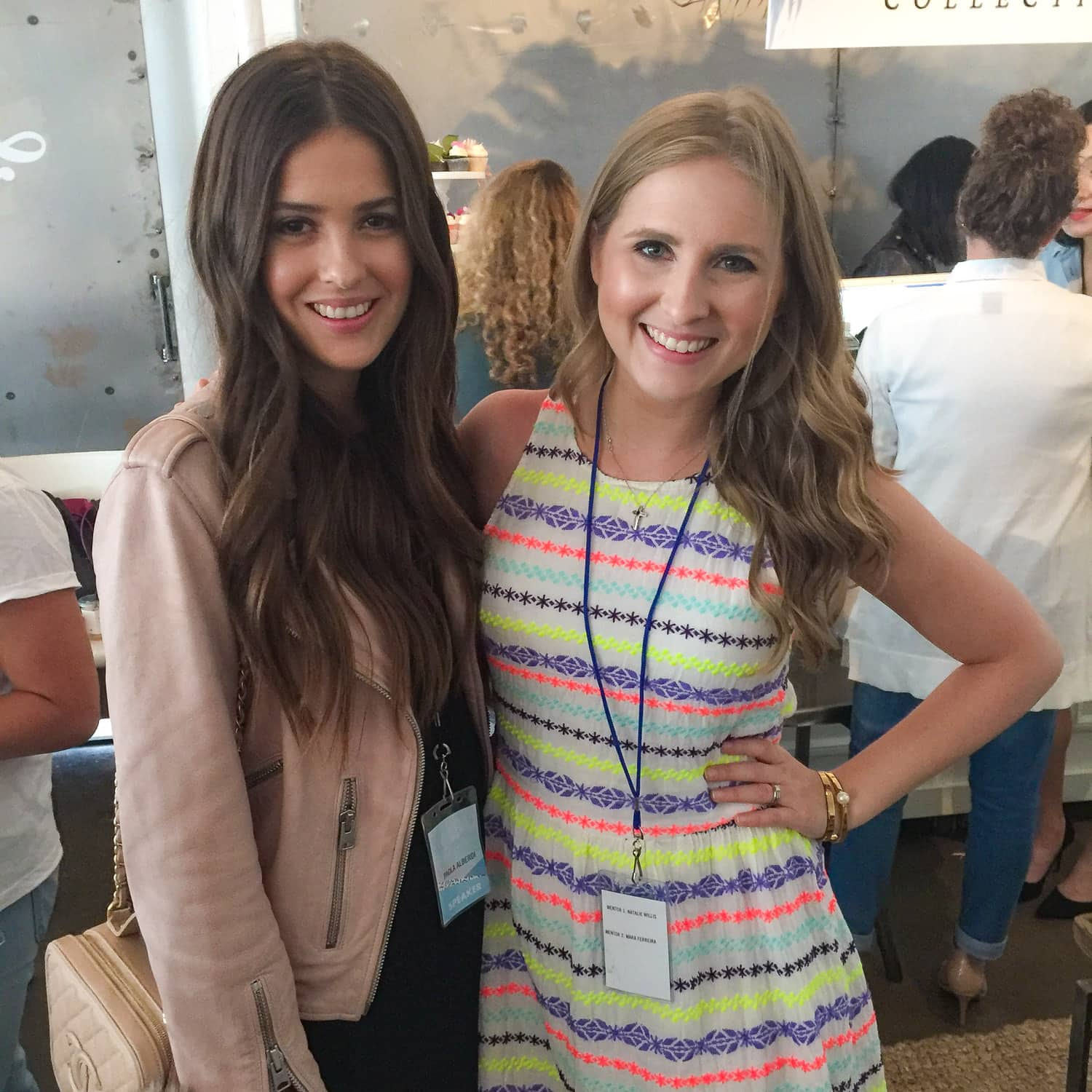 Fashion bloggers Blank Itinerary and Ashley Brooke Nicholas | Create + Cultivate Los Angeles 2016 Conference Recap + Review | Beauty and Style Blogger Ashley Brooke Nicholas