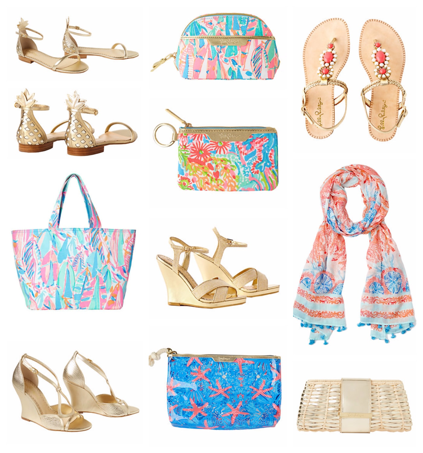 Lilly Pulitzer new arrivals + gifts with purchase | post by style blogger Ashley Brooke Nicholas