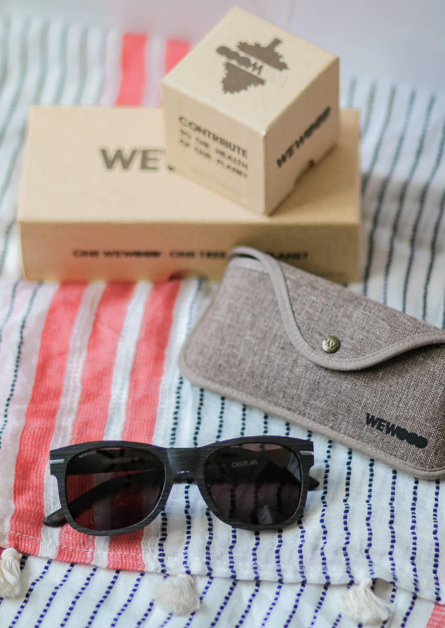 37ba8271f07 Looking for the perfect Father s Day present for your Dad or husband   WeWood sunglasses are