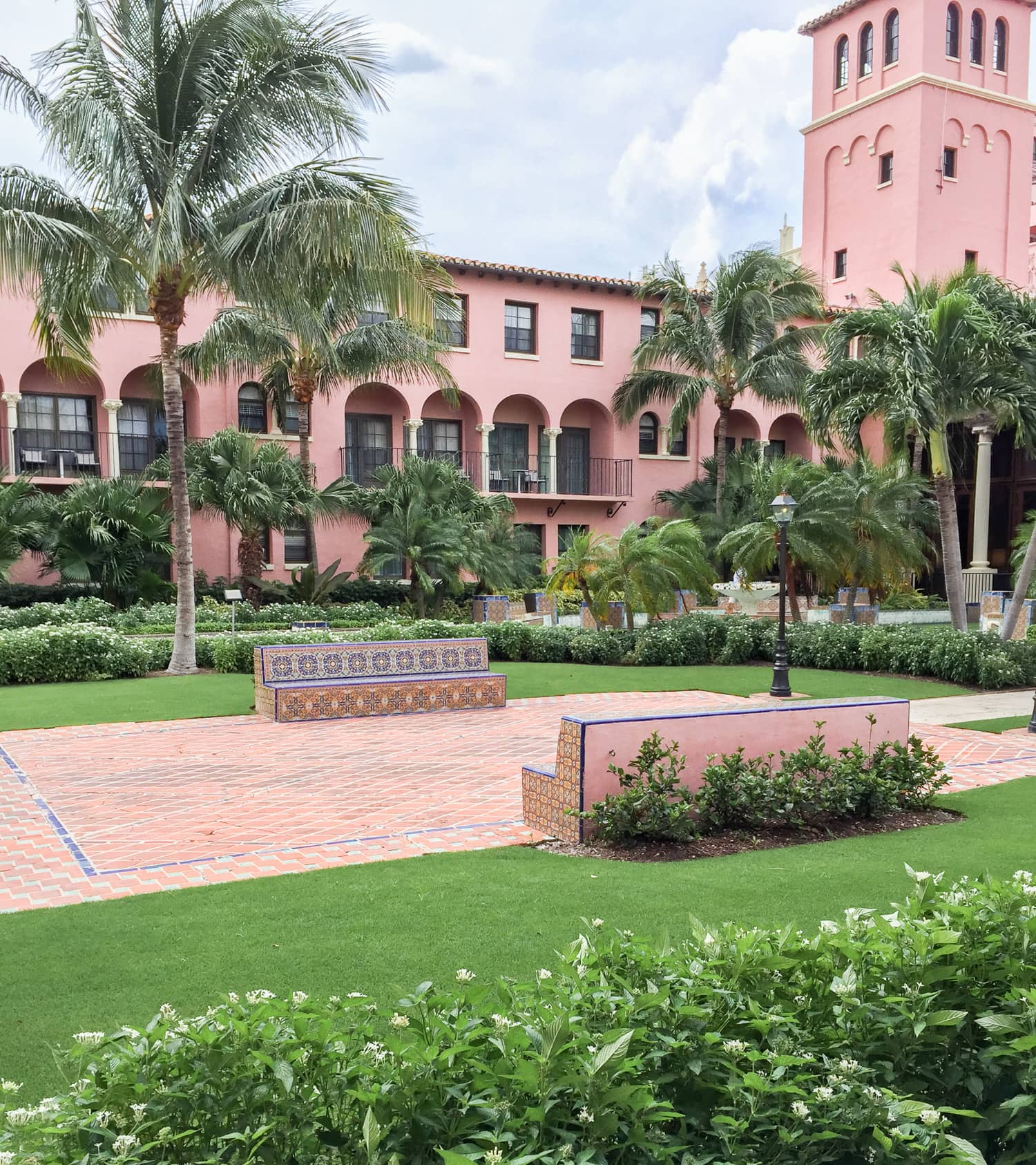 A full review of the Boca Raton Resort & Club by blogger Ashley Brooke Nicholas