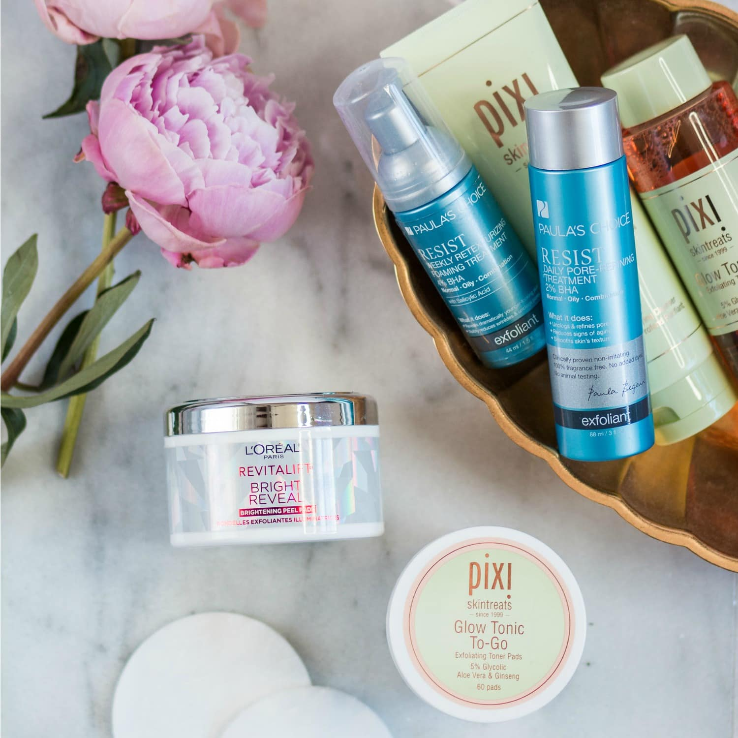 The best skincare products for women in their 20s + an Elizabeth Arden skincare giveaway written by beauty blogger Ashley Brooke Nicholas