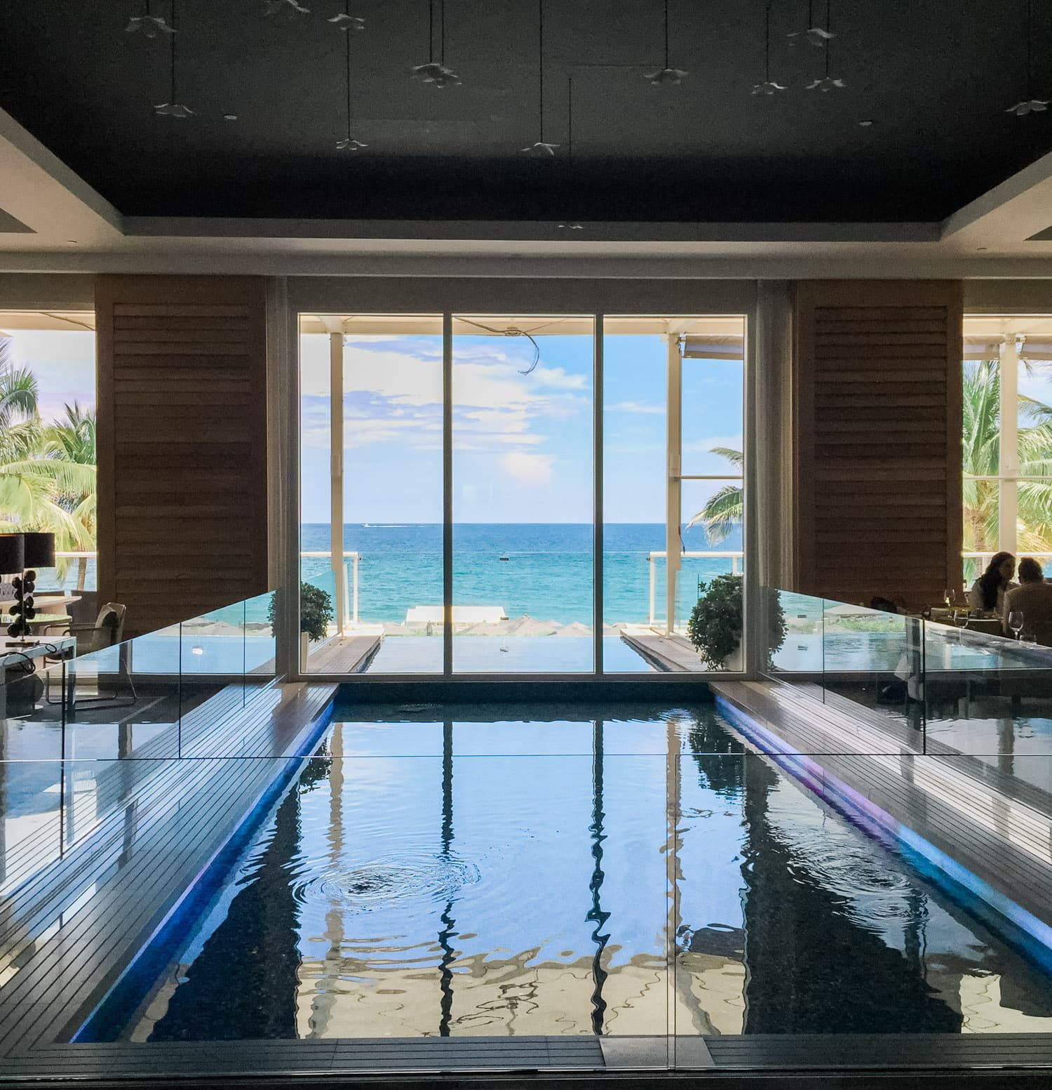 Boca Beach Club views + A full review of the Boca Raton Resort & Club by blogger Ashley Brooke Nicholas