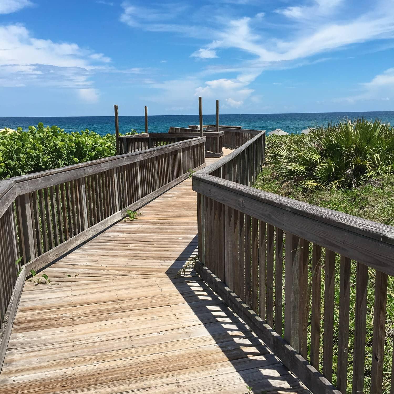 Boca Beach Club overview by blogger Ashley Brooke Nicholas