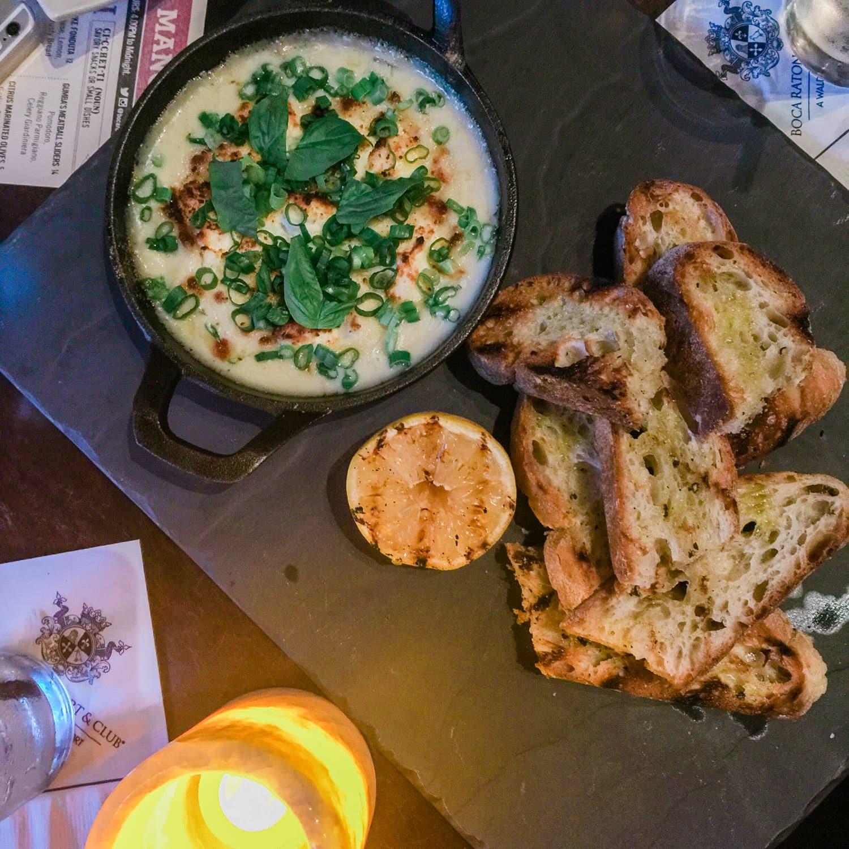 Bar Luna restaurant review + A full review of the Boca Raton Resort & Club by blogger Ashley Brooke Nicholas