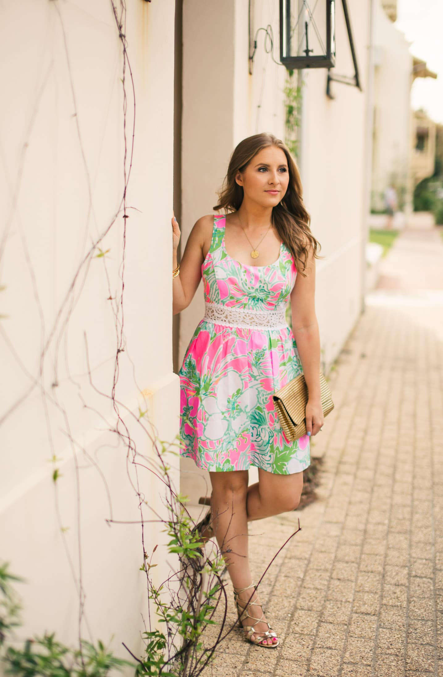 2964b461e4c7 What to buy at the Lilly Pulitzer After Party Sale | Lilly Pulitzer  Rosemarie Dress in
