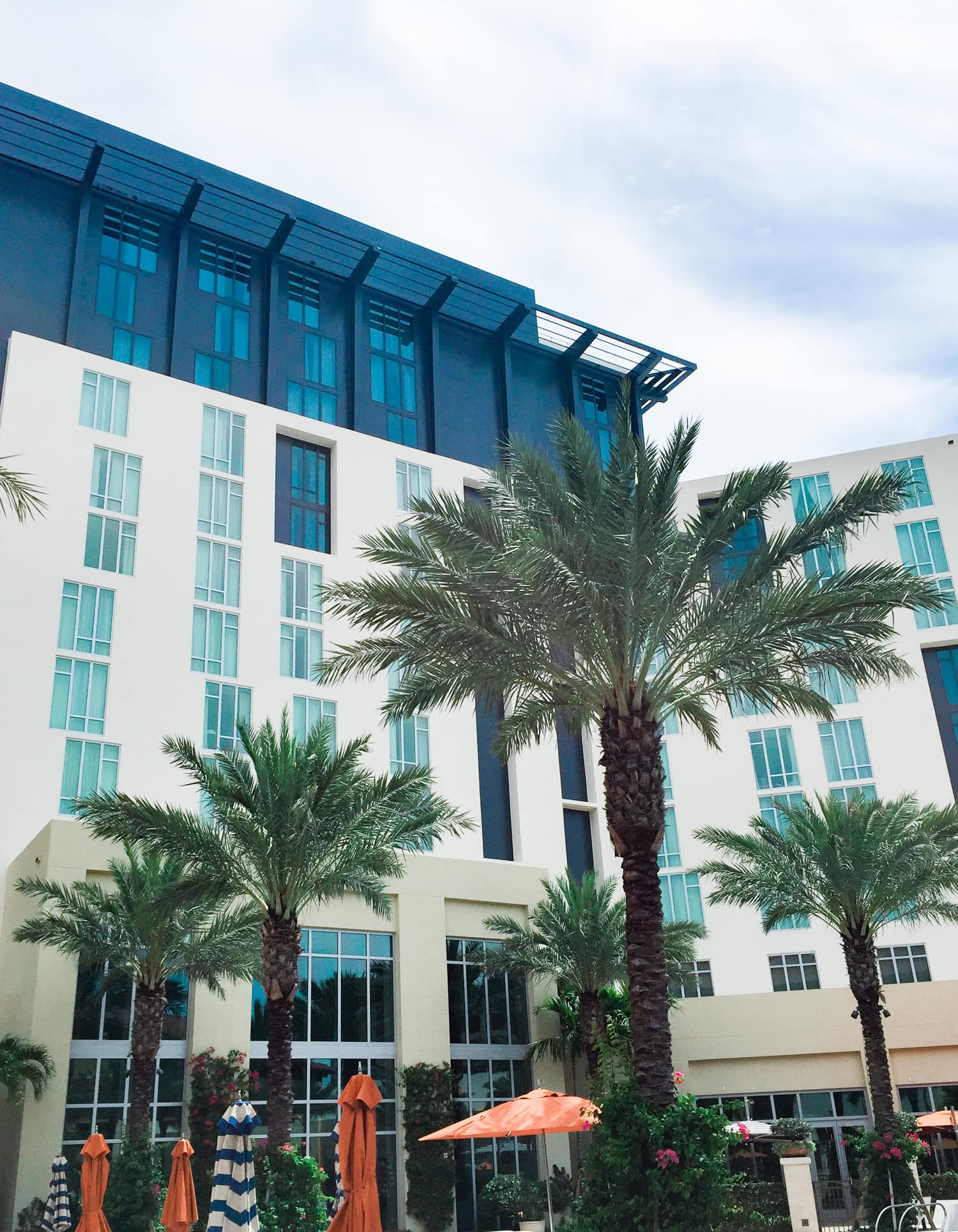 Hilton West Palm Beach Hotel Review | Ashley Brooke Nicholas