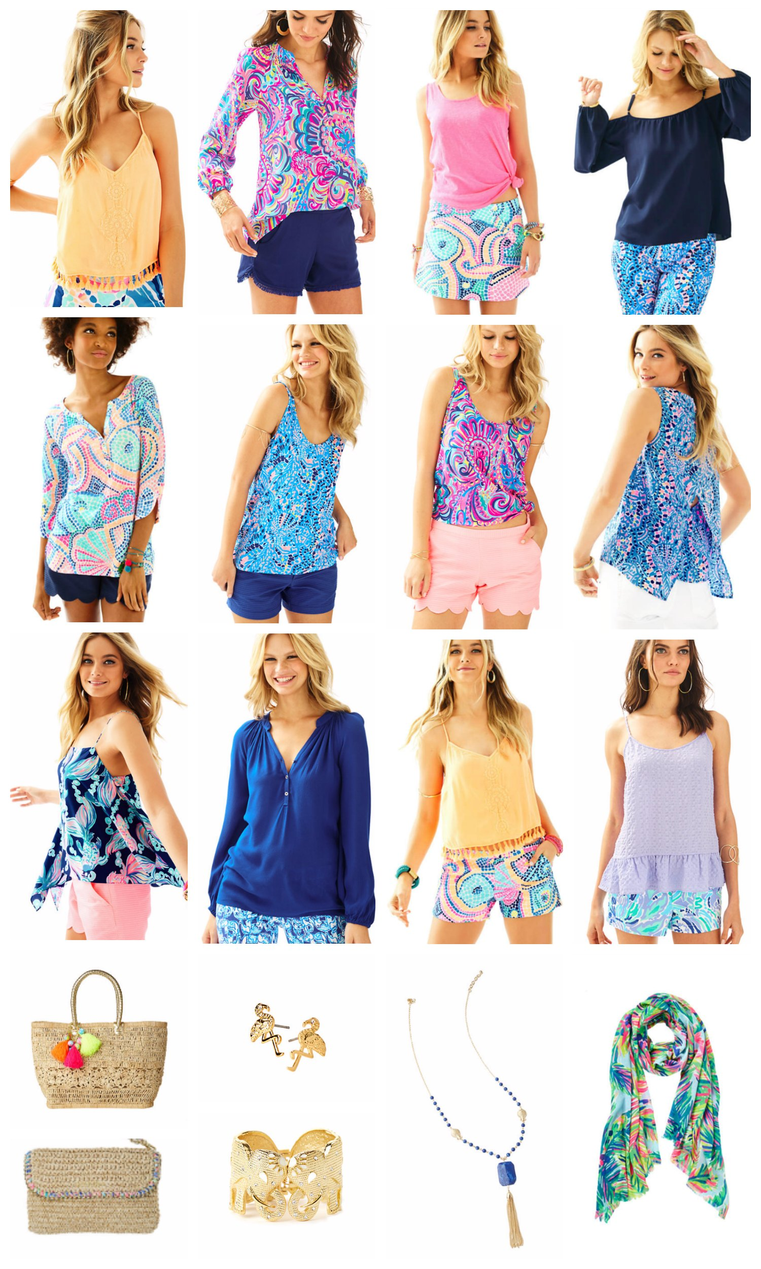 Lilly Pulitzer New Releases Summer 2016 + After Party Sale Information by style blogger Ashley Brooke Nicholas