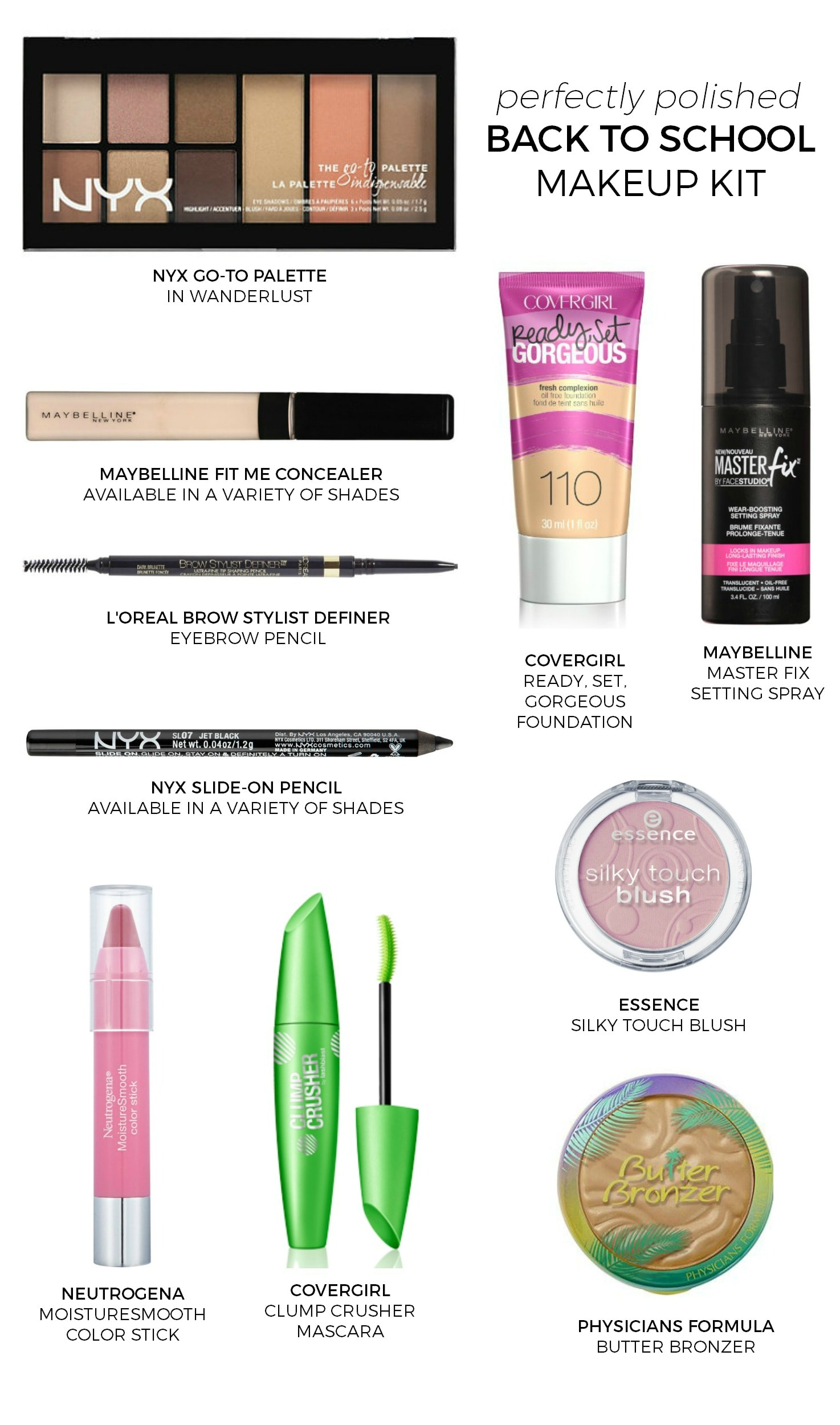 perfectly-polished-back-to-school-makeup-kit-drugstore-makeup