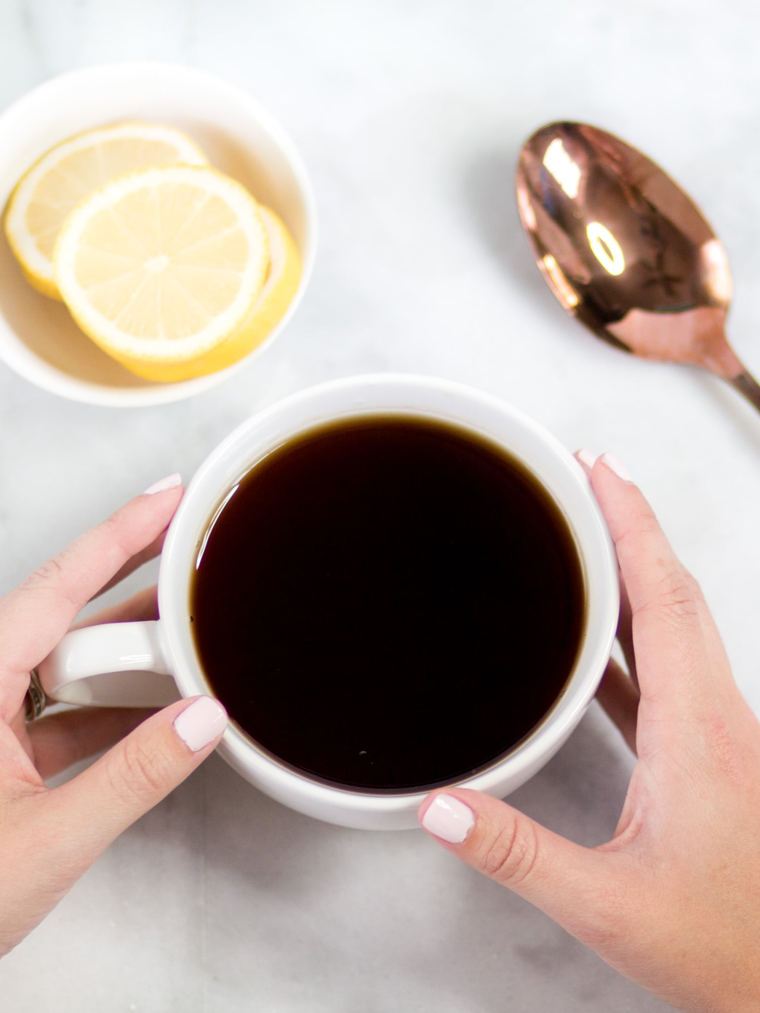 Iced Blackberry Passion Tea Lemonade Recipe | Ashley Brooke Nicholas