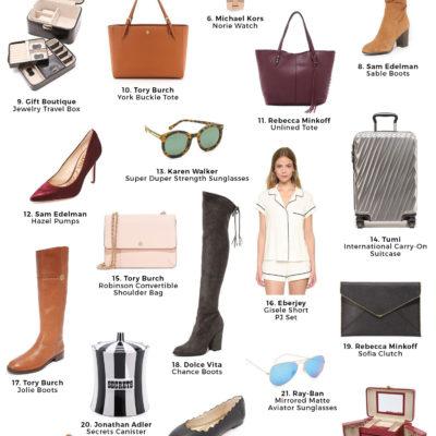 Christmas Gift Guide | Luxury Gift Ideas for Women