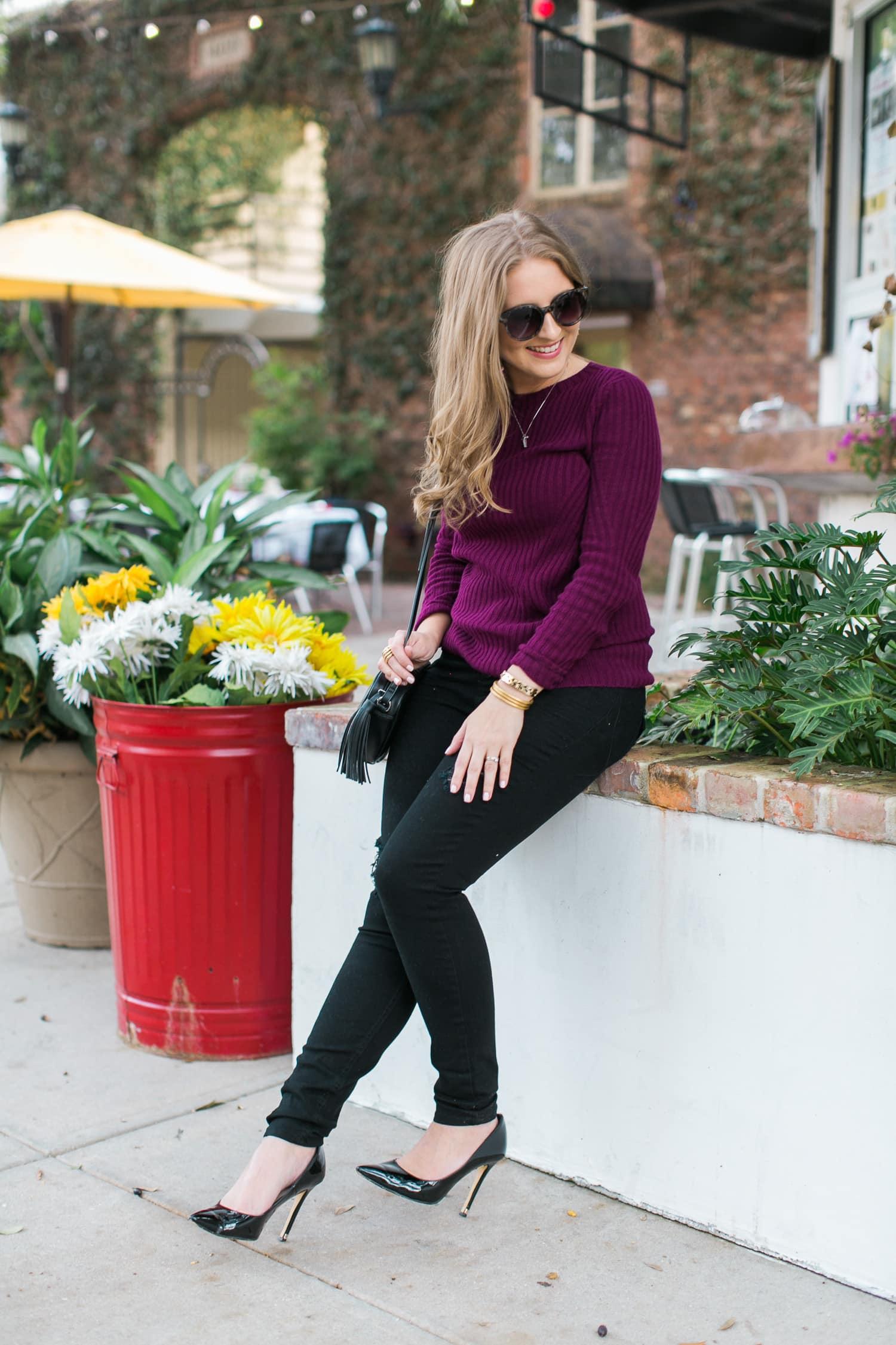 black-ripped-jeans-retro-round-sunglasses-burgundy-cashmere-sweater-black-pointy-toe-pumps-tassel-handbag-ashley-brooke-nicholas-048