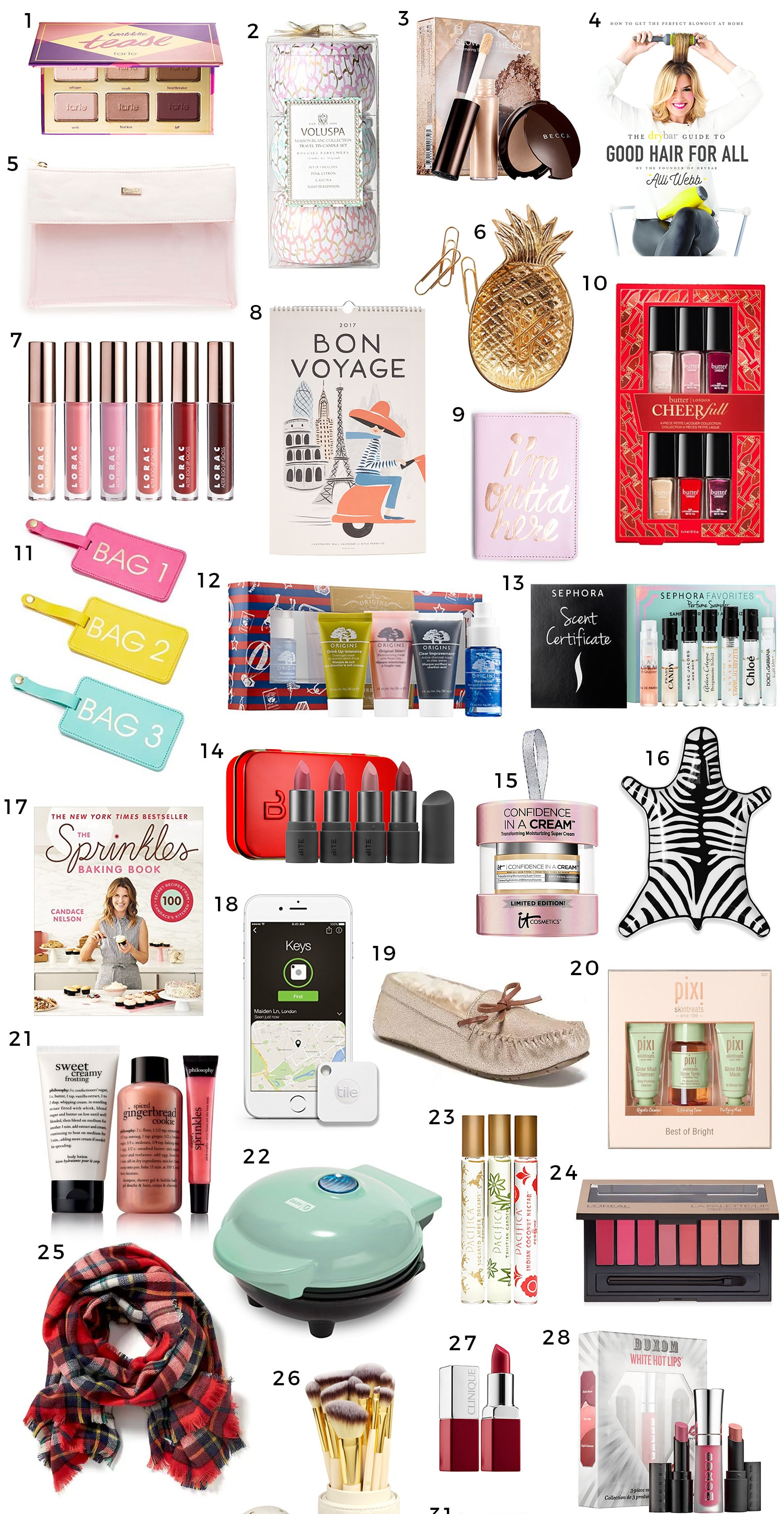 Best Gift Ideas For 13 Year Old Girls: The Best Christmas Gift Ideas For Women Under $25