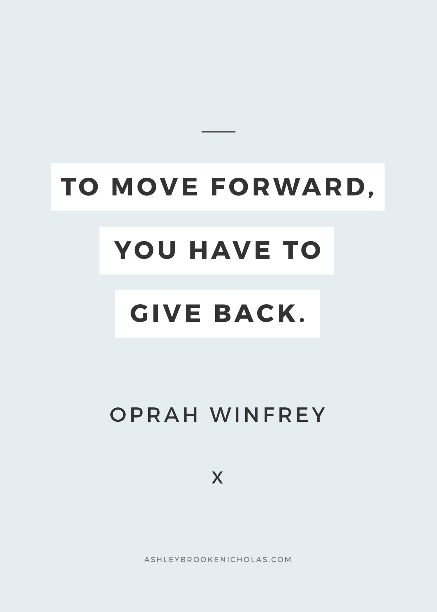 Why Oprah Winfrey continues to inspire people across the globe