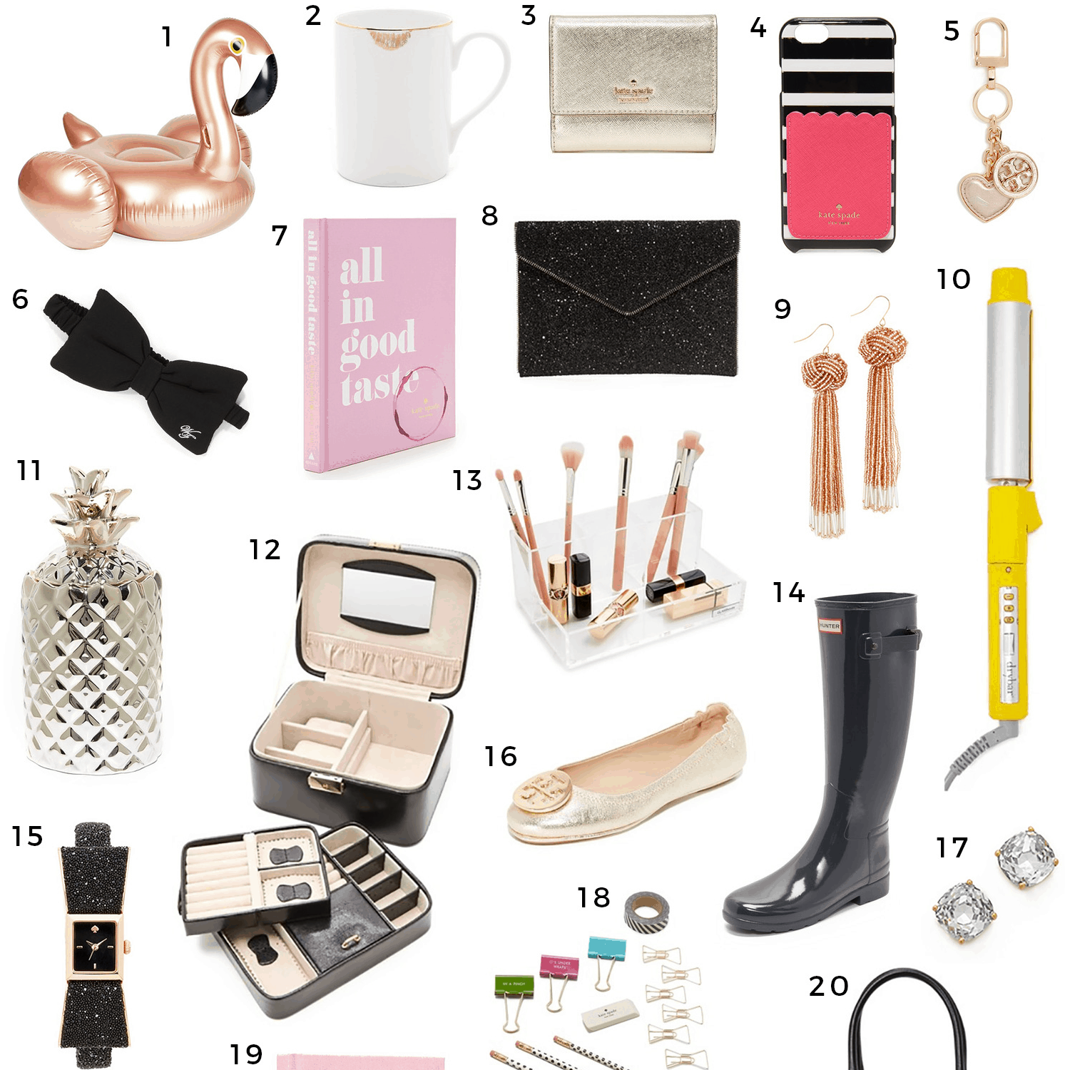 Christmas Gift Ideas For Women: Girly Girls
