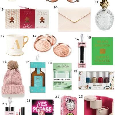 The Best Christmas Gift Ideas for Women Under $15
