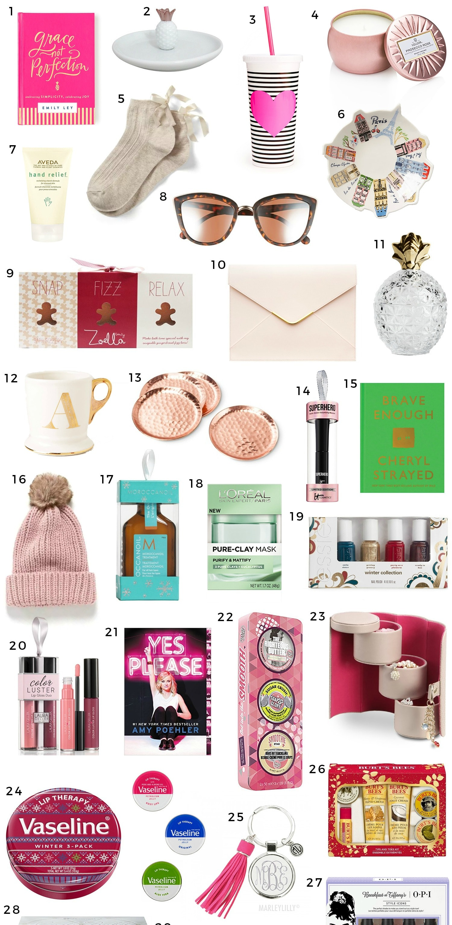 the best christmas gift ideas for women under 15 shop the ultimate christmas gift guide