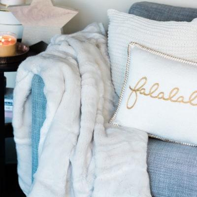 Cozy Holiday Home Decor