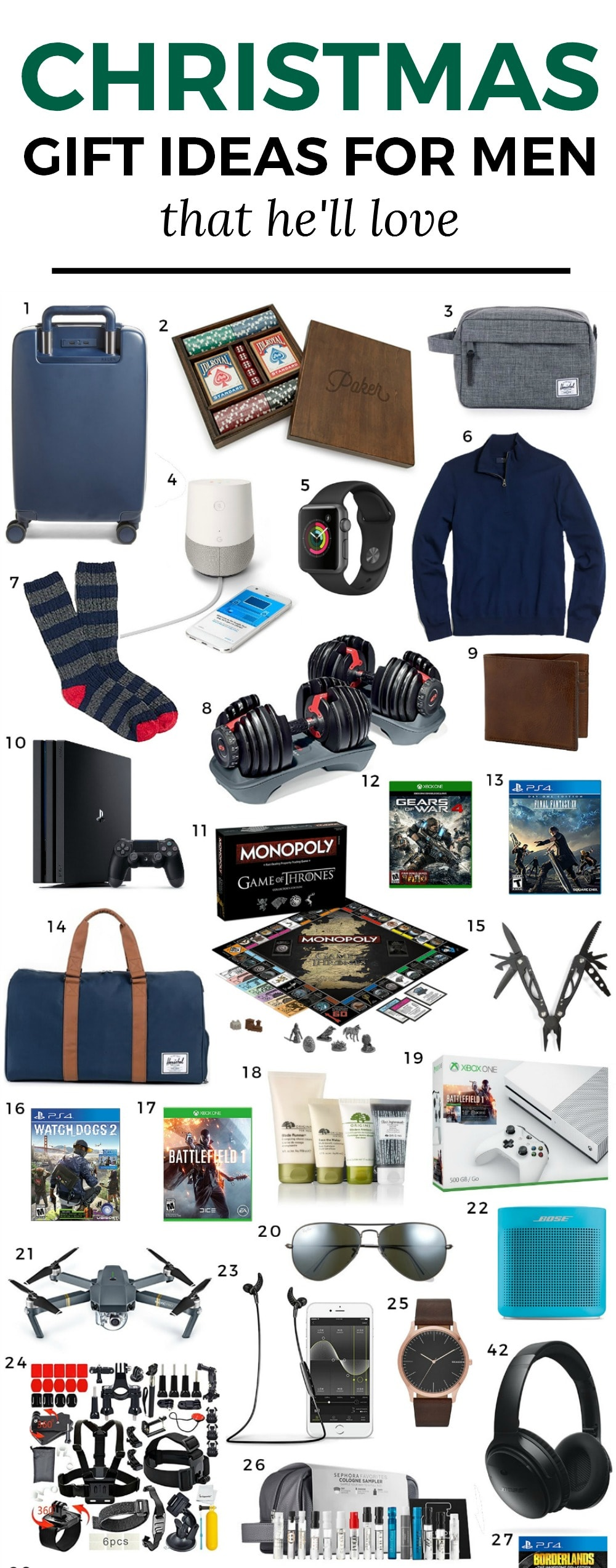 christmas gift ideas for men the best gift ideas for nicholas 30938