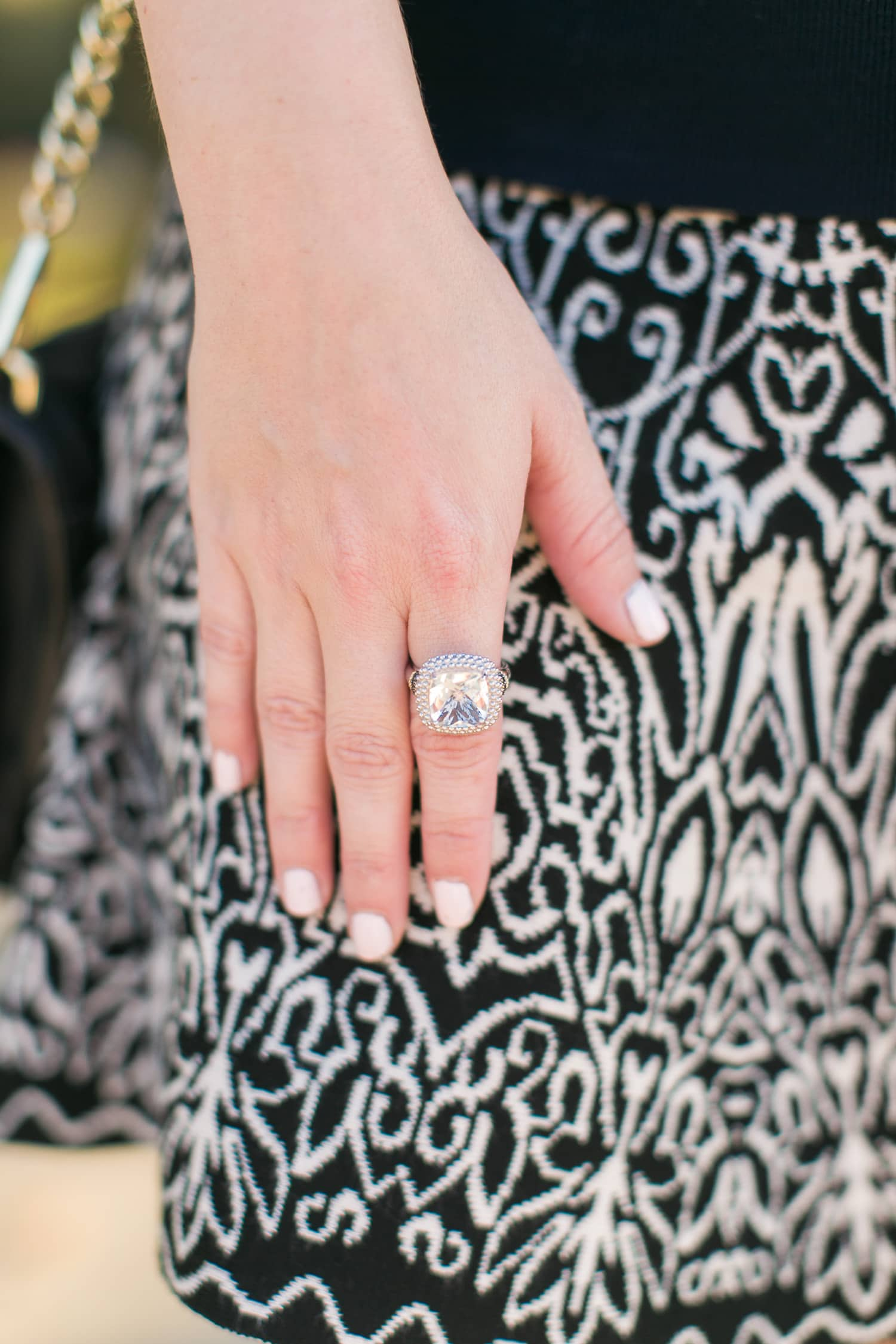 casual-dinner-work-party-outfit-philip-gavriel-jewelry-silver-black-rhodium-rock-crystal-diamond-ring-059
