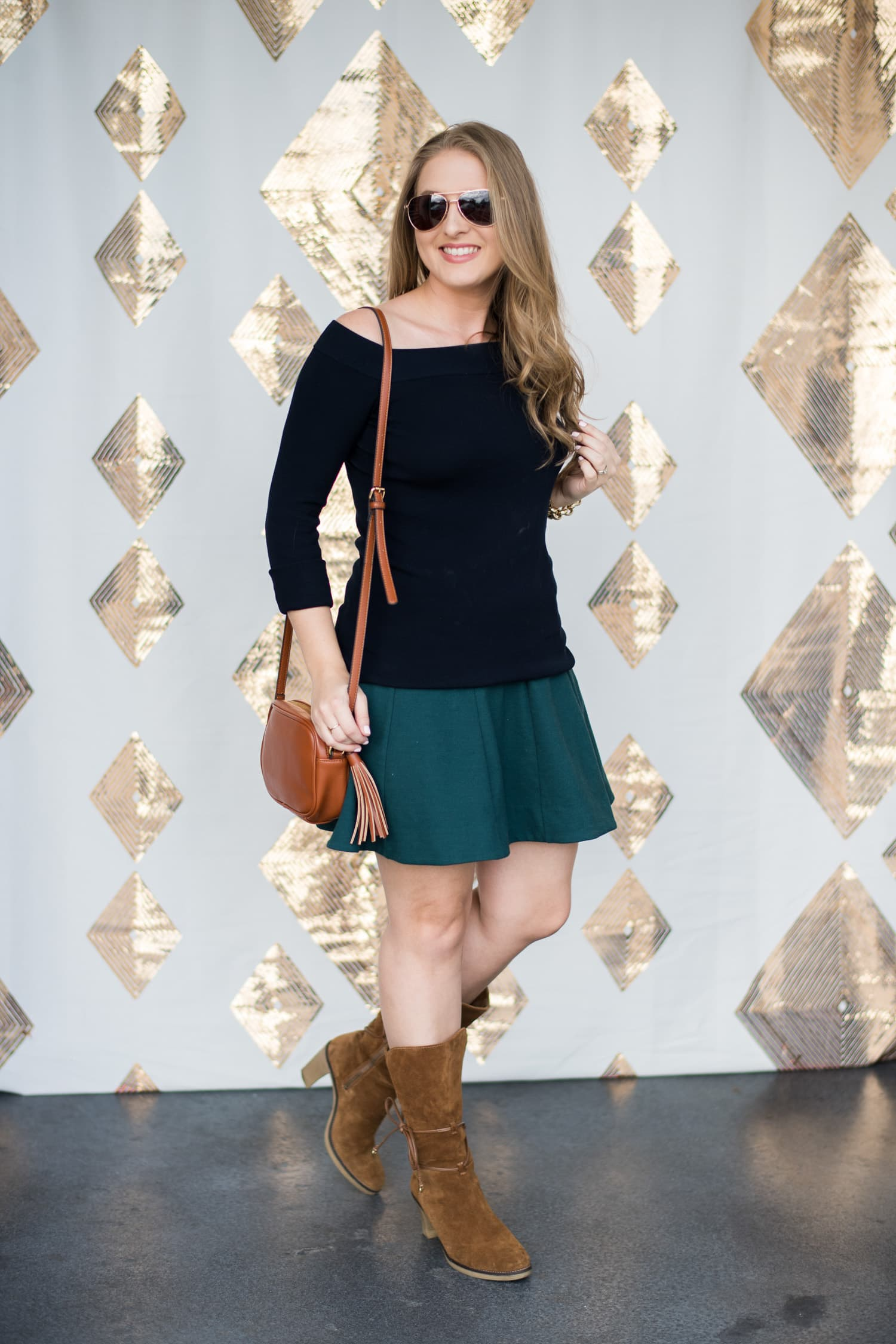 casual-fall-outfit-brown-suede-boots-foster-grant-opening-orlando-3226