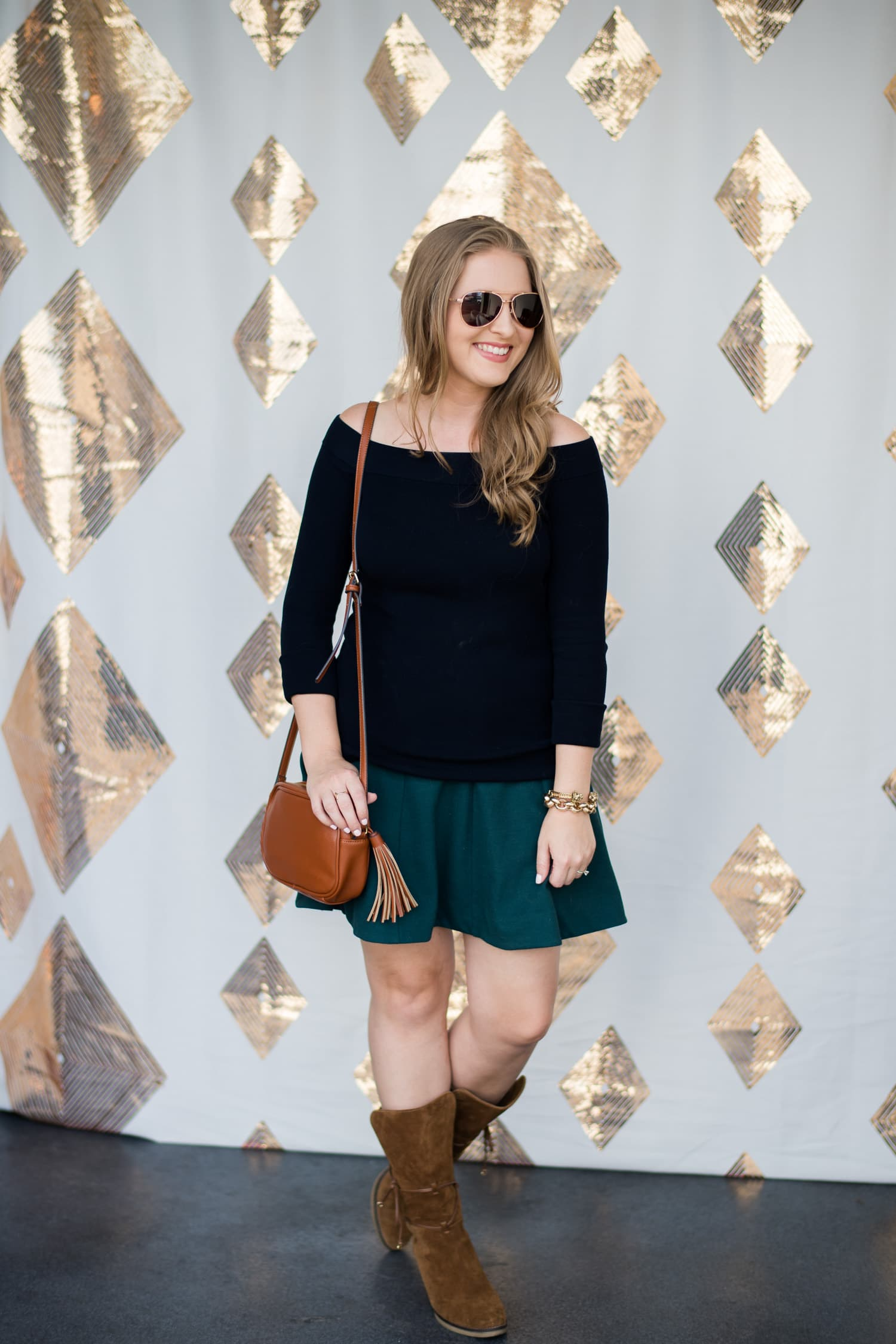 casual-fall-outfit-brown-suede-boots-foster-grant-opening-orlando-3255