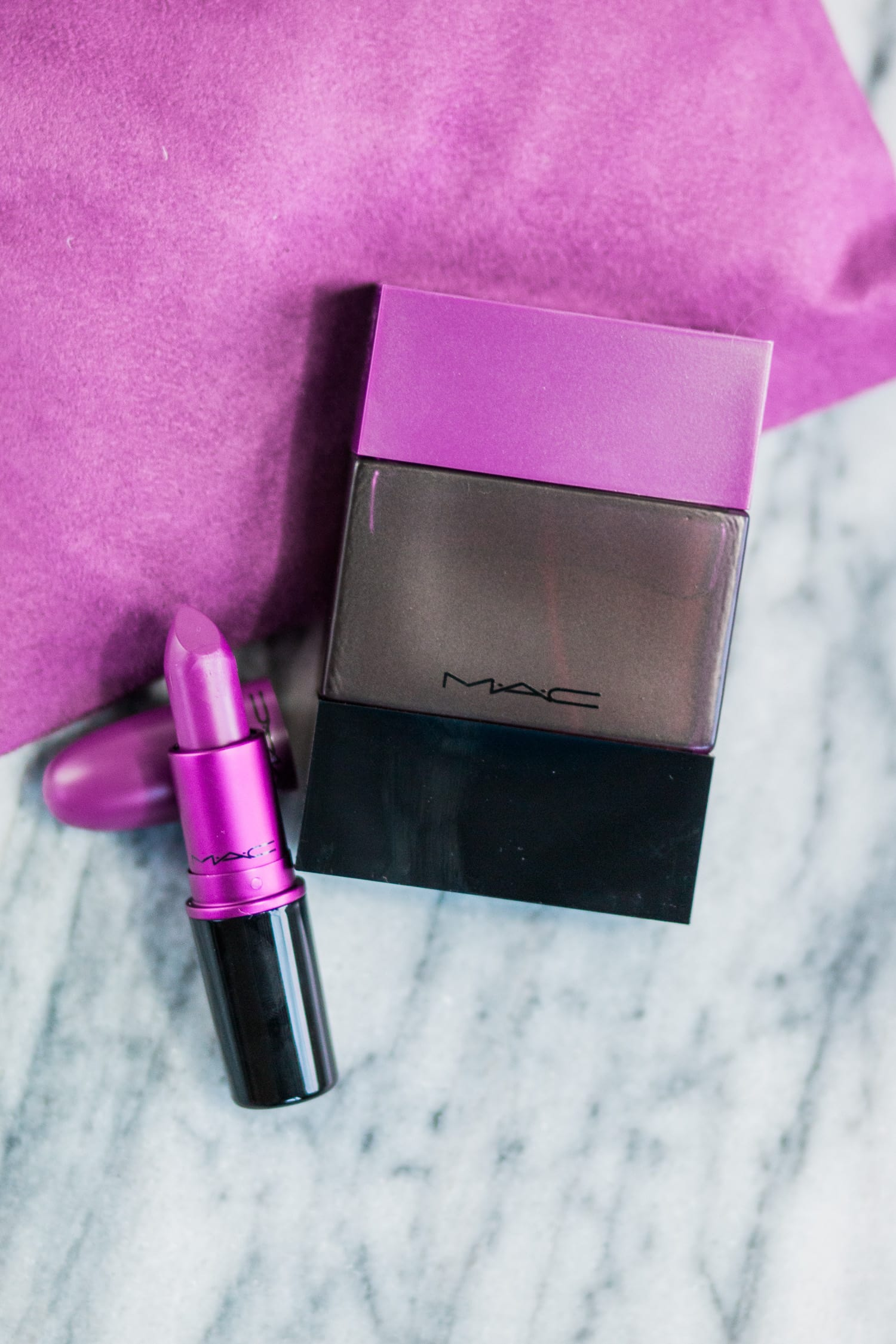 A full review of the MAC Shadescents Heroine perfume and lipstick by Orlando, Florida, beauty blogger Ashley Brooke Nicholas