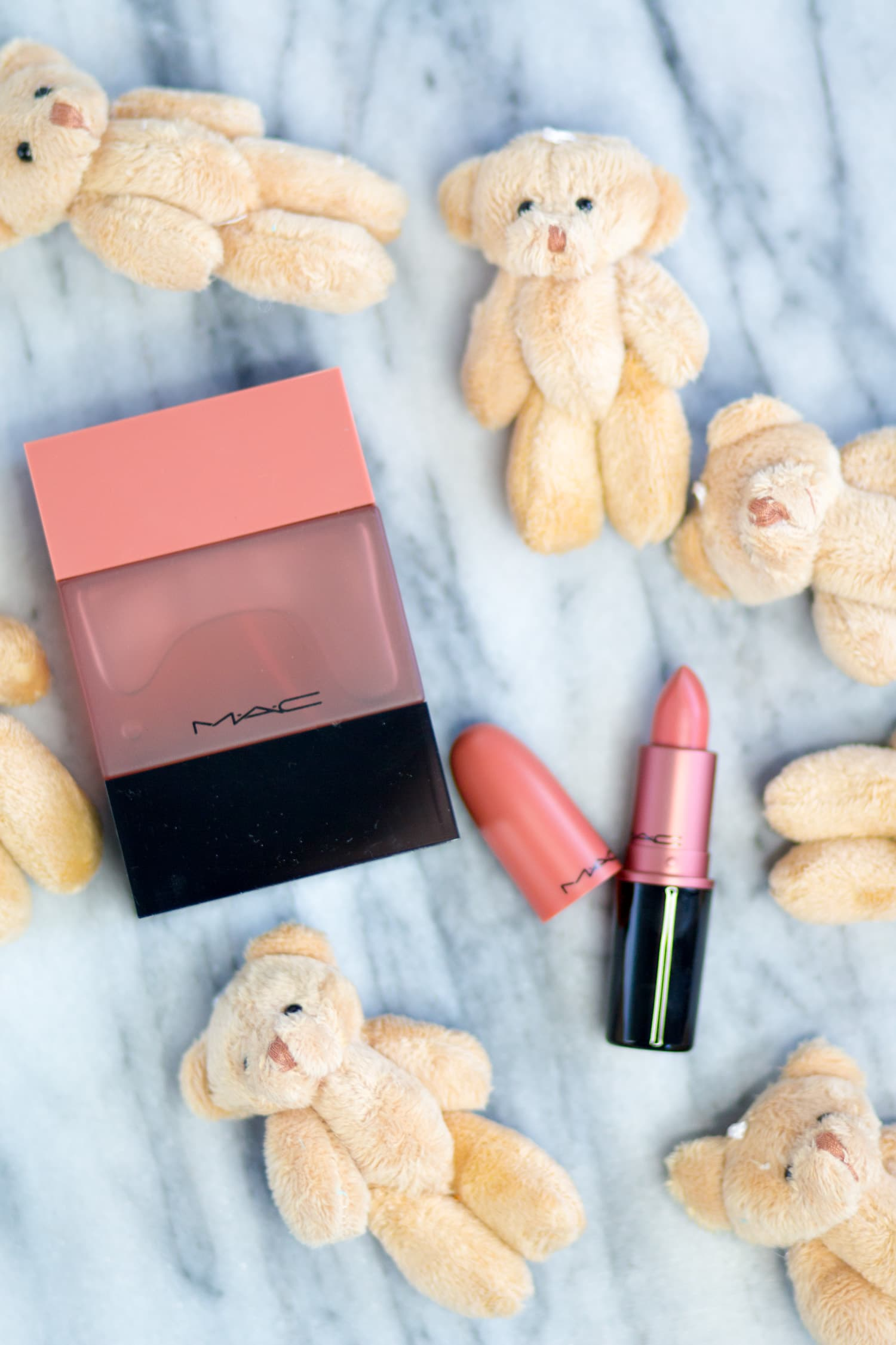 A full review of the MAC Shadescents Velvet Teddy perfume and lipstick by Orlando, Florida, beauty blogger Ashley Brooke Nicholas