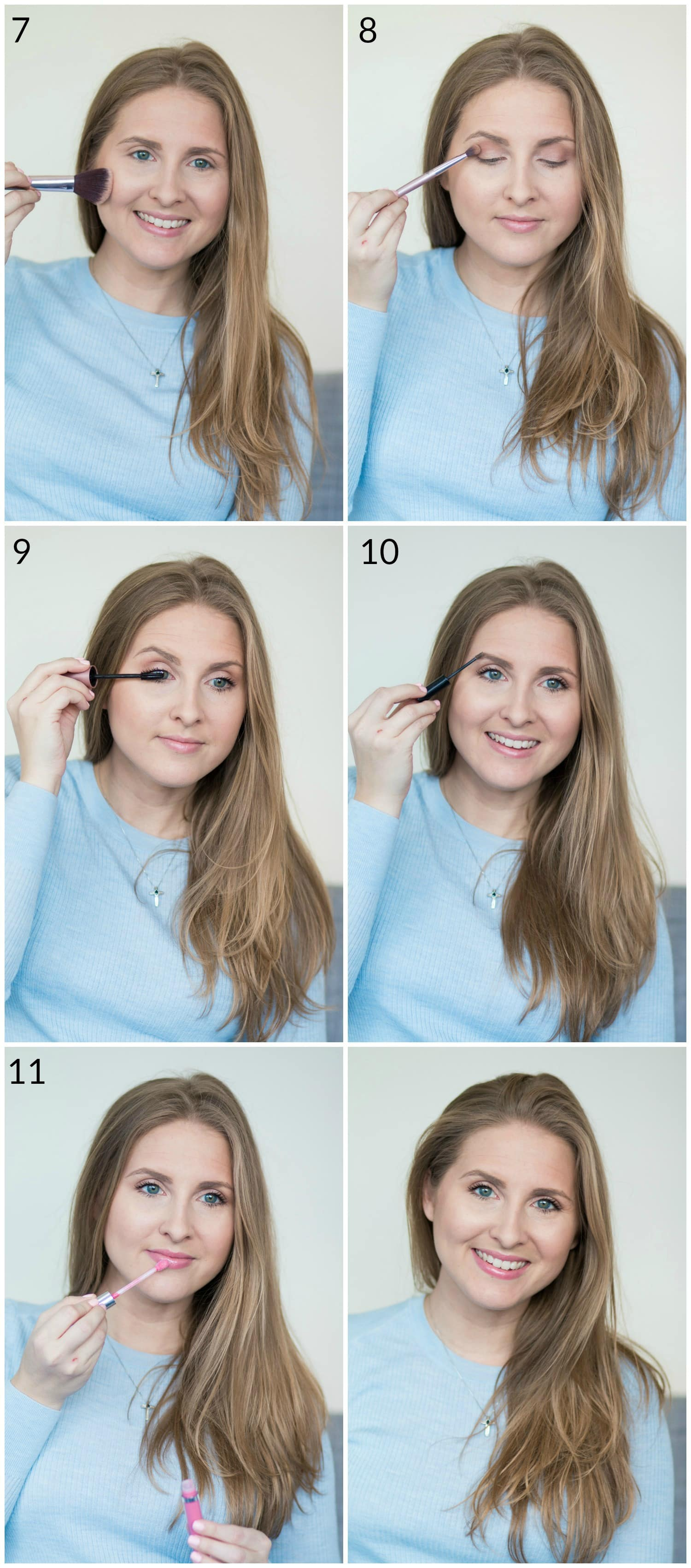 easy-natural-everyday-makeup-5-minute-makeup-routine-tutorial-2
