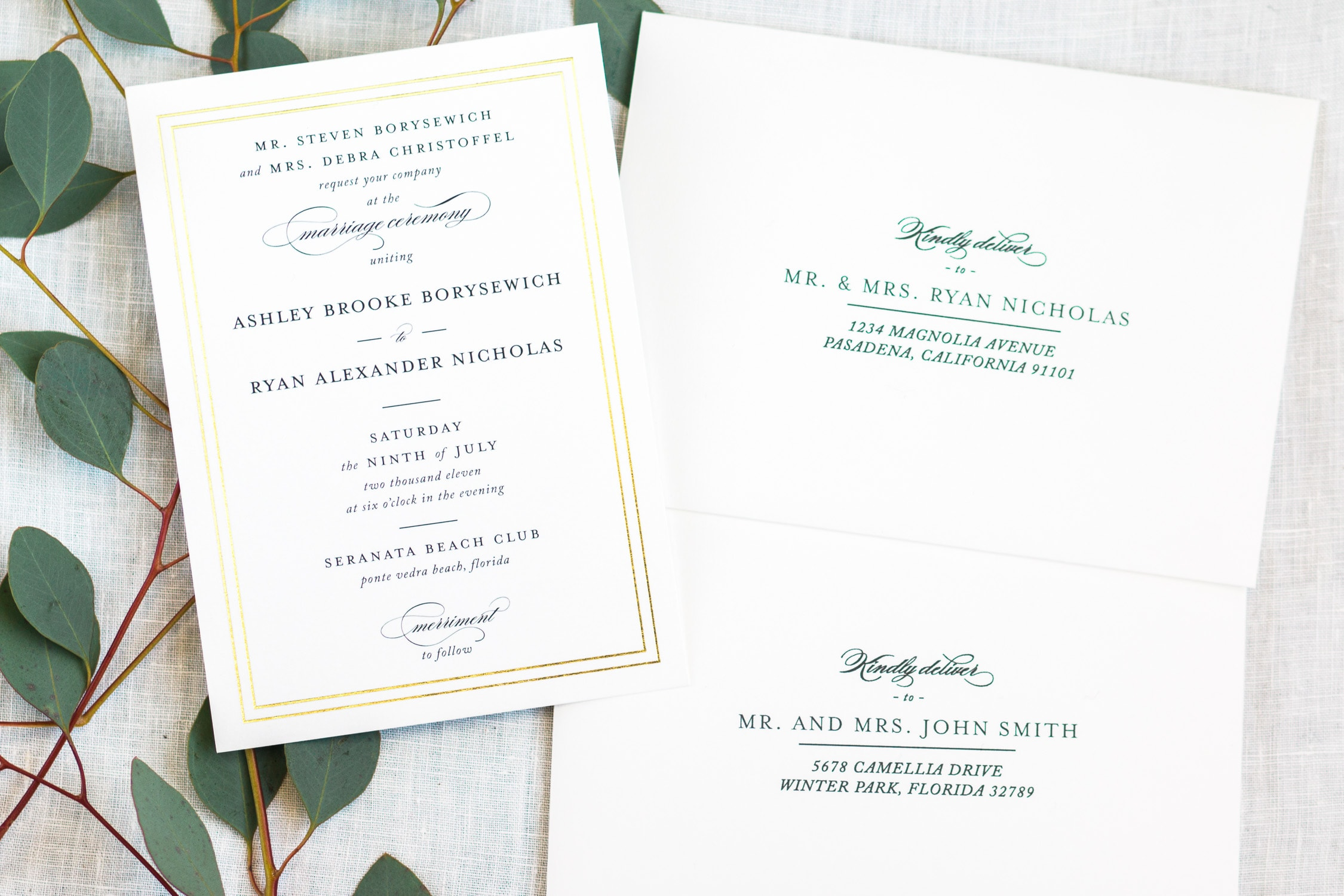 5 Things I Would Change About My Wedding – Most Beautiful Wedding Invitations