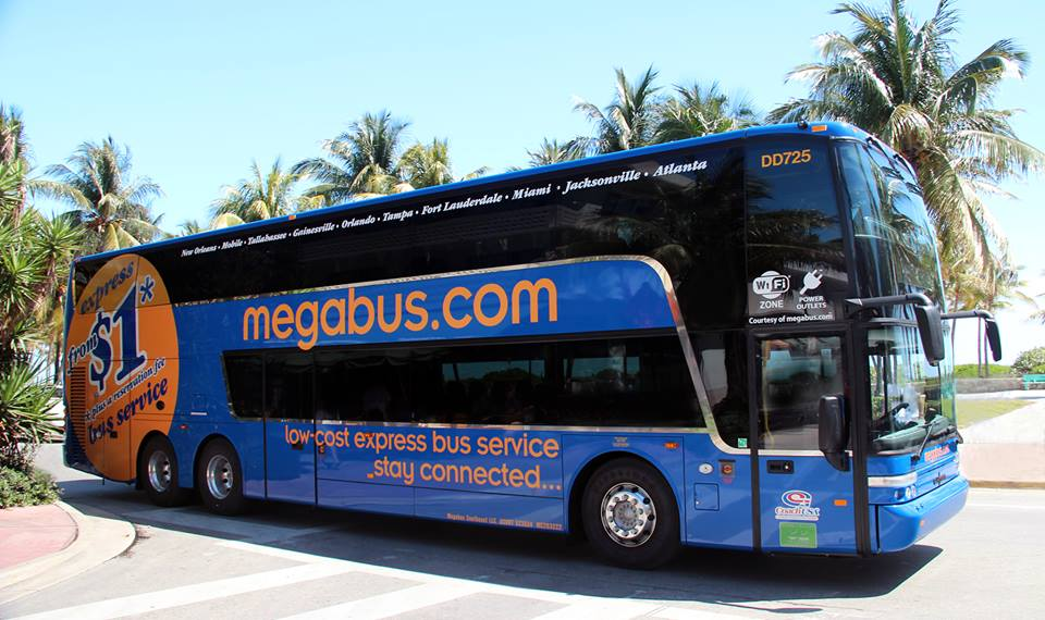 How to Travel on A Budget with Megabus | Affordable Bus Travel | Tampa Florida Travel Guide | Marry Me on A Megabus Giveaway | Affordable Travel Options | Florida Travel Blogger Ashley Brooke Nicholas