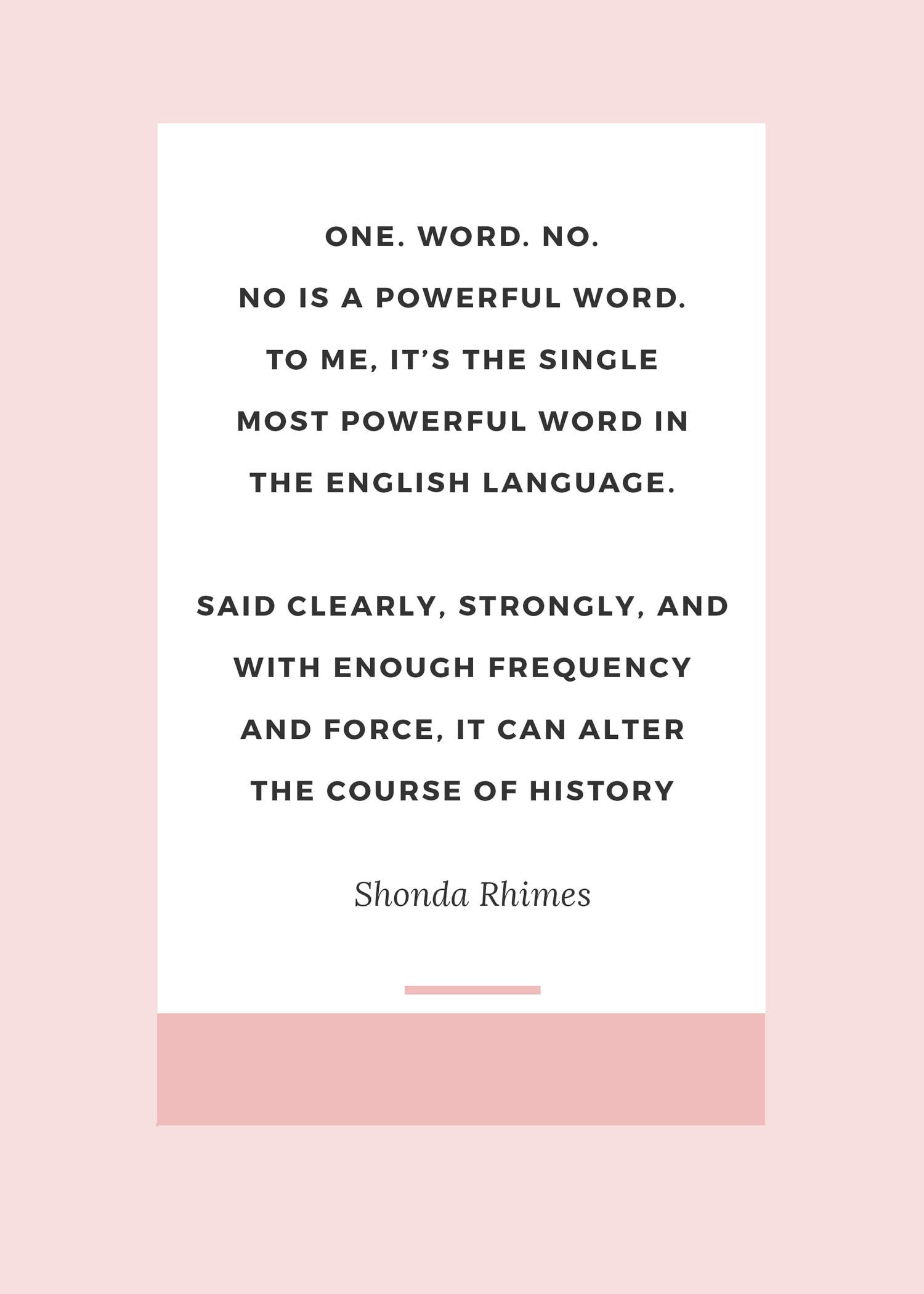 10 Shonda Rimes Quotes To Help You Kick Butt Ashley Brooke Nicholas