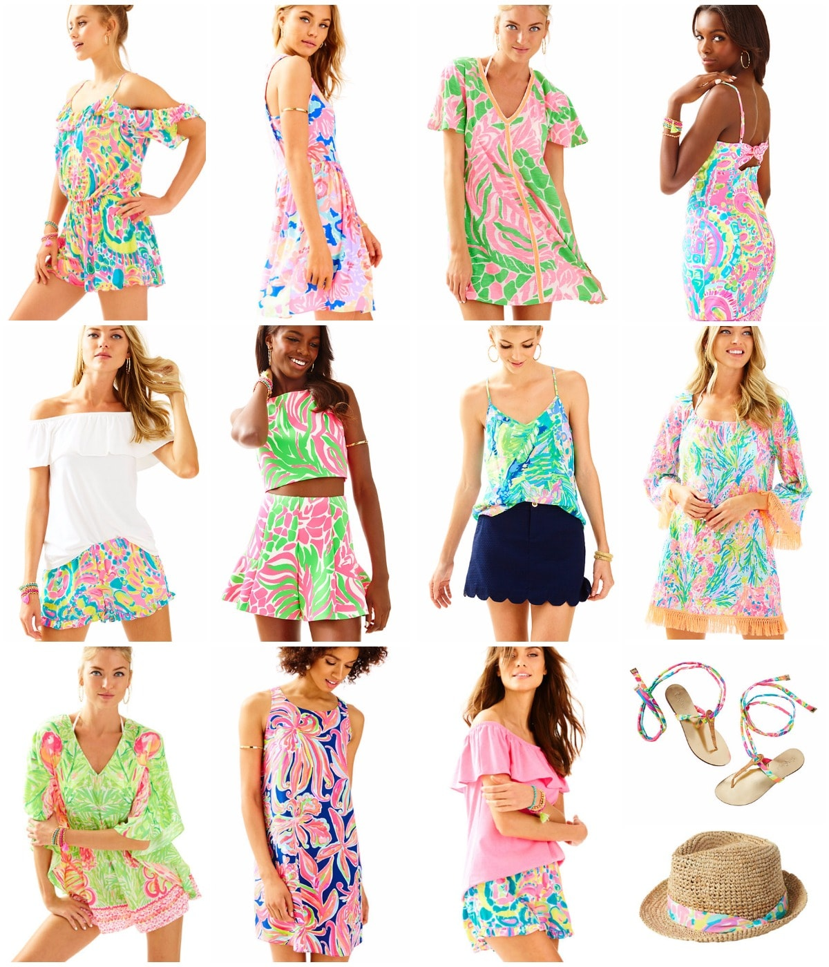 Lilly Pulitzer Spring Break Sunseekers Collection | Spring New Releases | Preppy Fashion | Orlando, Florida, Beauty and Fashion Blogger Ashley Brooke Nicholas