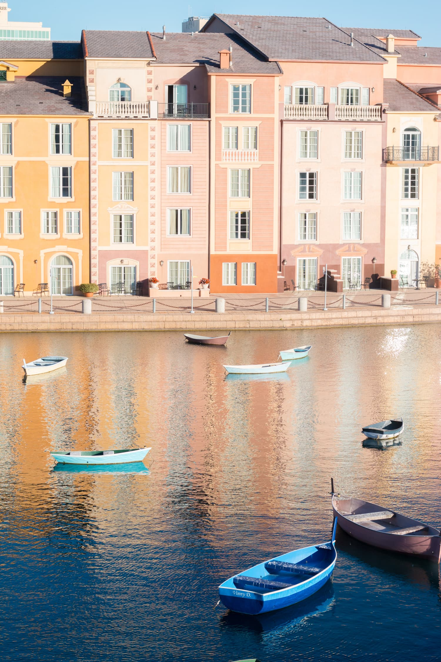 Romantic Weekend Getaway in Orlando at The Loews Portofino Bay Hotel