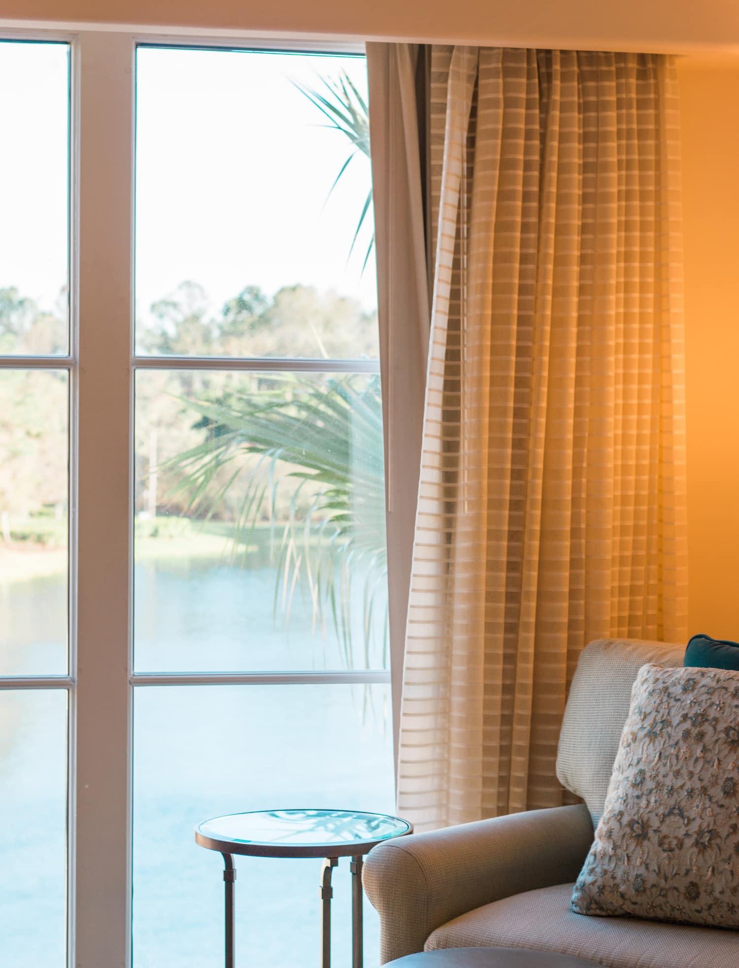 Loews Portofino Bay hotel room view Orlando vacation