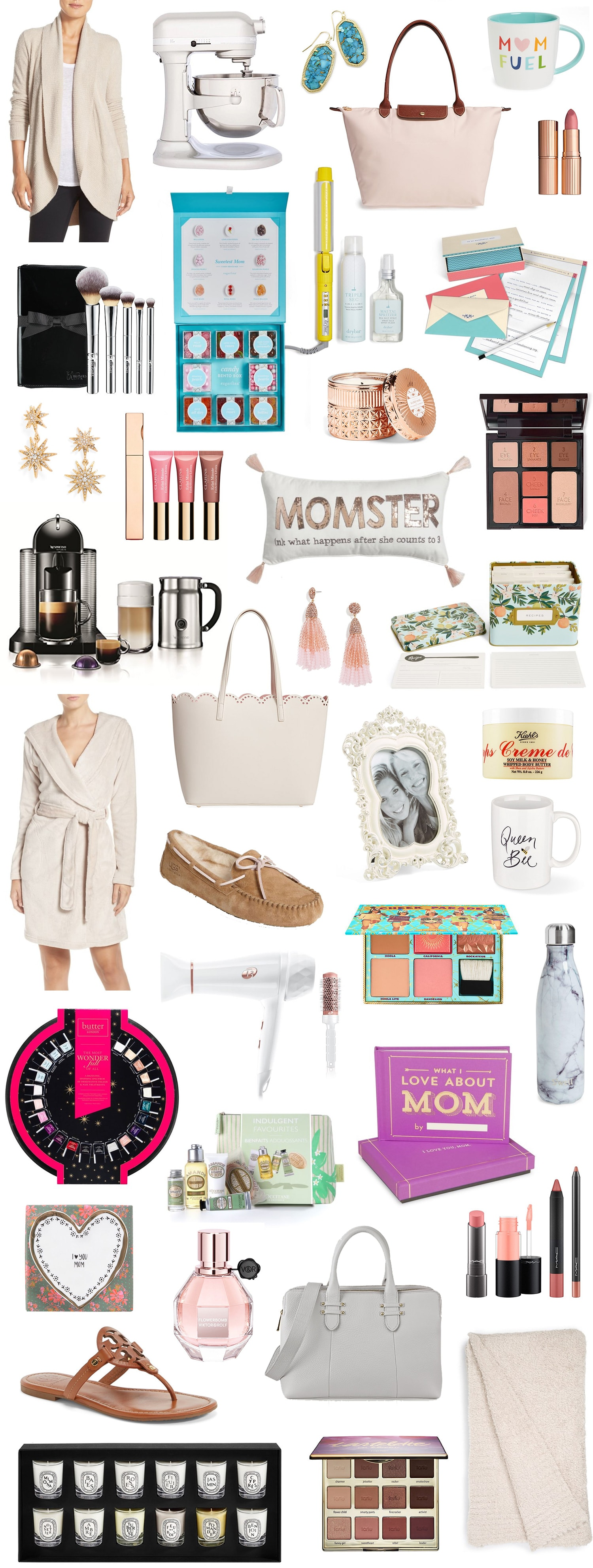The best Mother's Day gift ideas under $100 |Cute gift ideas for women | Ashley Brooke Nicholas