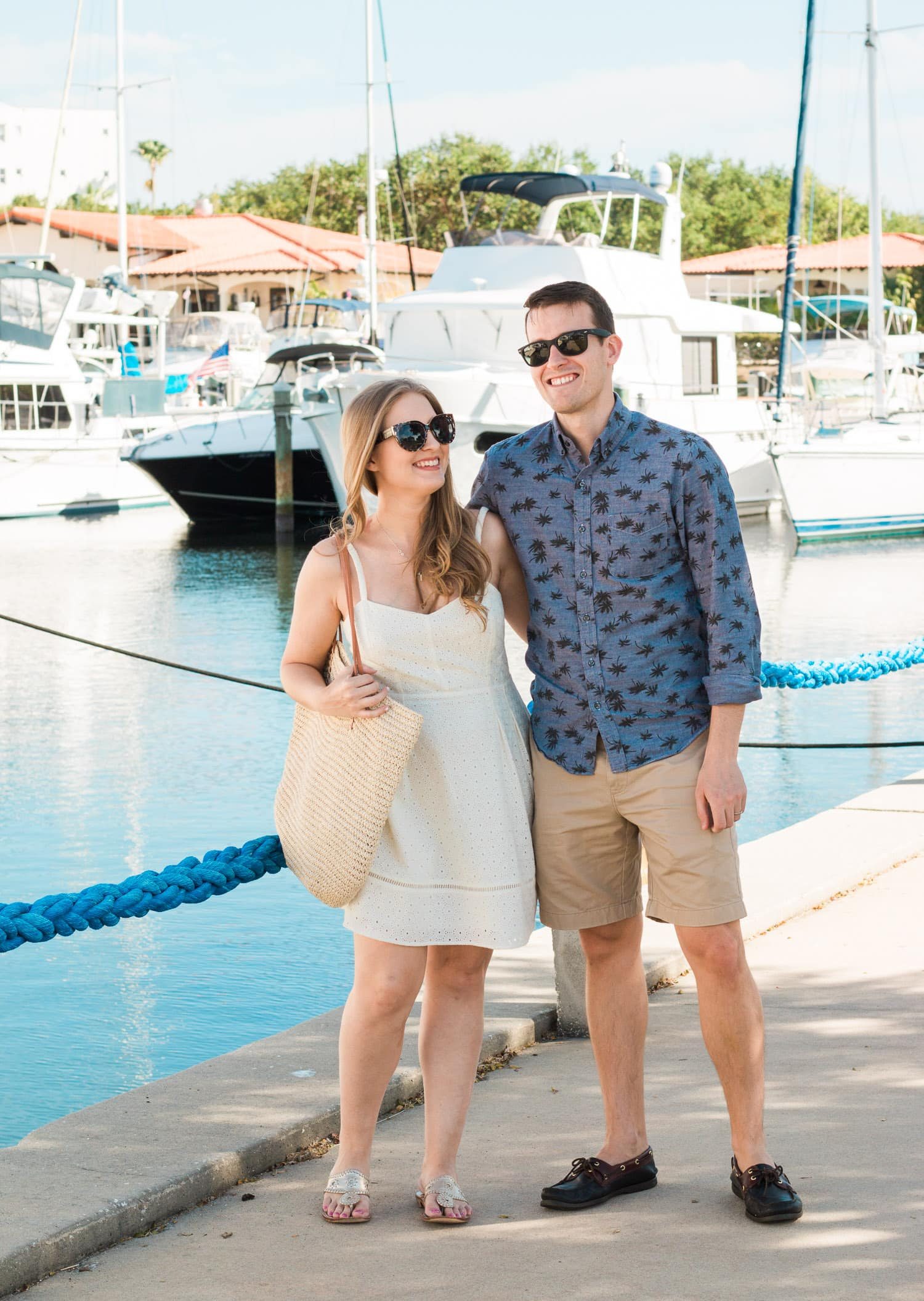 Adventurous Weekend Getaway for Couples in Longboat Key