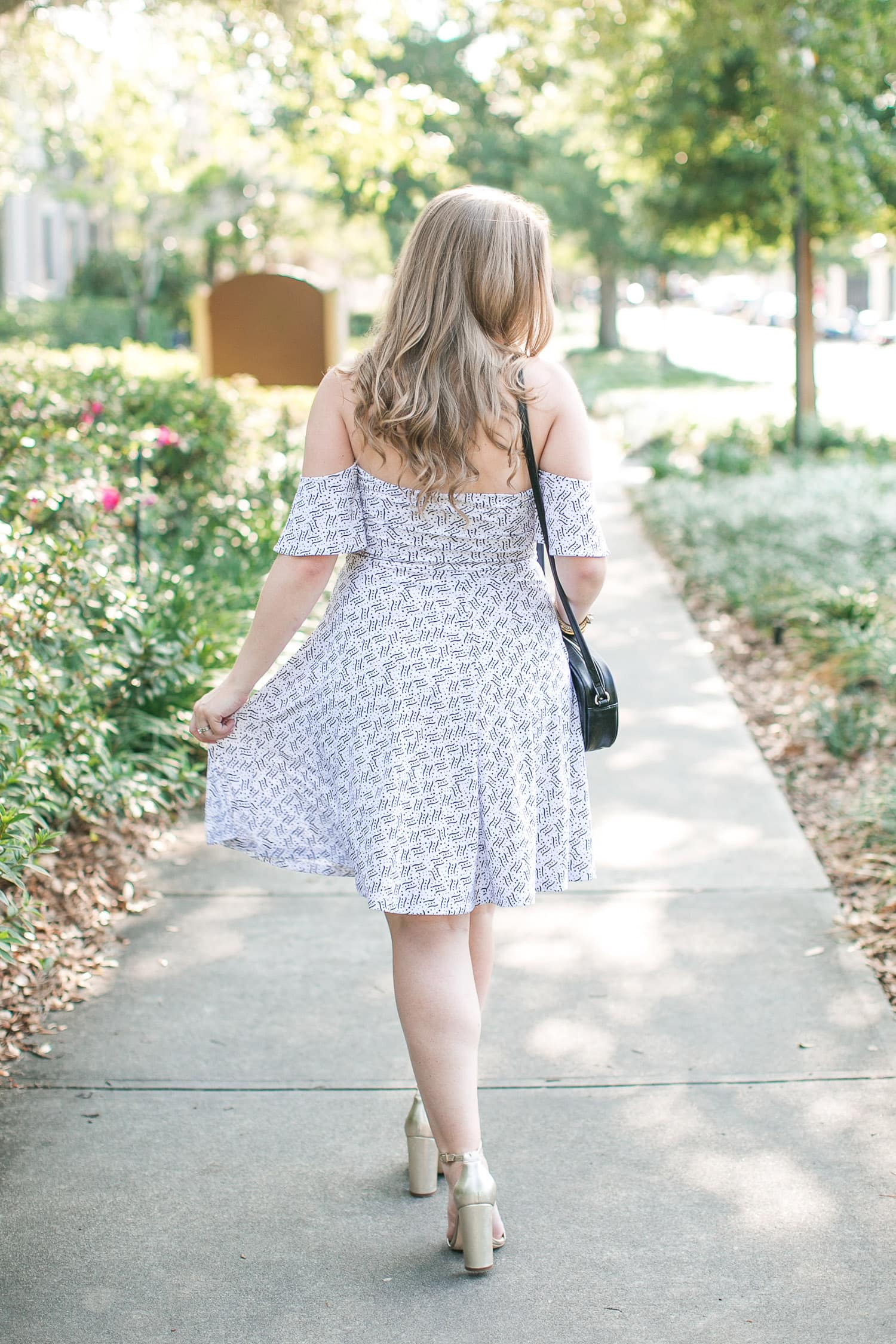 Leith Off-the-Shoulder Dress Under $40 | Ashley Brooke ...