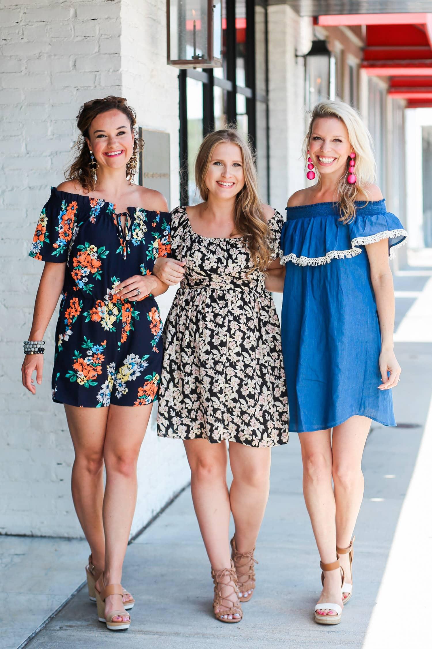 Orlando and Tampa fashion bloggers: So Sarah Hunt, My Life Well Loved, Ashley Brooke Nicholas