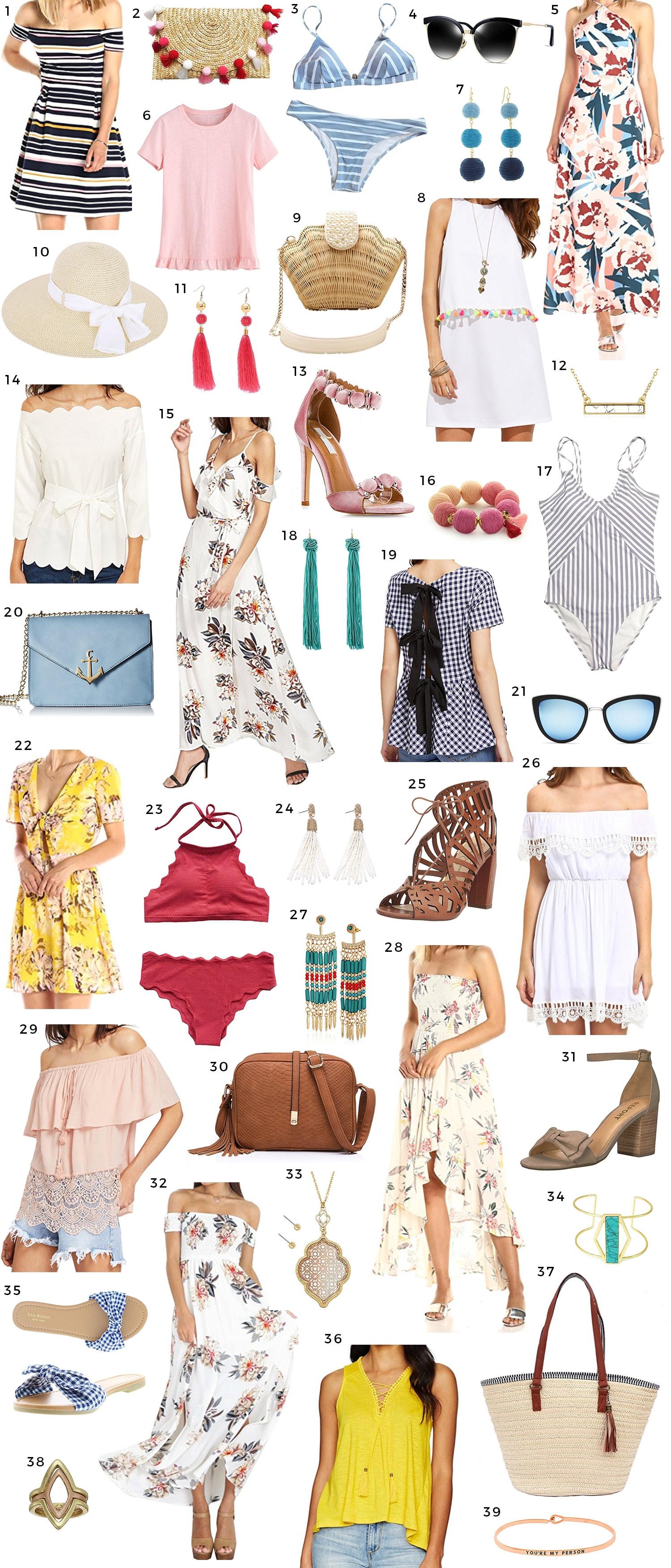 best Amazon summer fashion