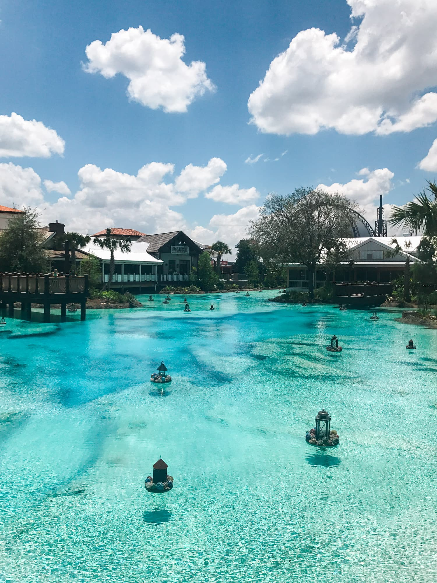 Disney Springs is one of my all-time favorite places to go in Orlando! Planning a trip to Orlando? I've rounded up the top 10 best things to do in Orlando, Florida, that are guaranteed to make your trip a success. Whether you're moving to Orlando or just headed in on vacation, you will LOVE this list of fun activities in Orlando by Florida travel blogger Ashley Brooke Nicholas #CORTatHome sponsored by CORT Furniture | affordable travel tips, orlando vacation tips, vacation tips, disney vacation, walt