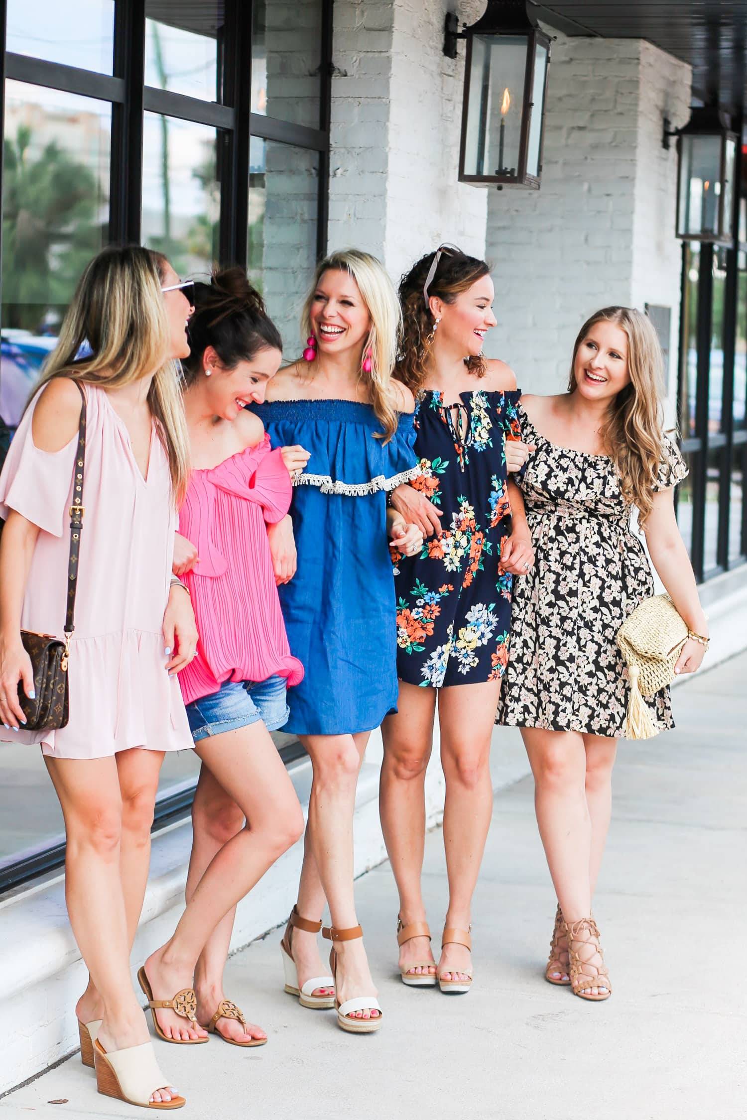 Orlando and Tampa fashion bloggers: Meet at The Barre, Diary of A Debutante, So Sarah Hunt, My Life Well Loved, Ashley Brooke Nicholas