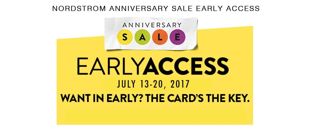 Nordstrom Anniversary 2017 Details: Everything you need to know about early access and the best items from the sale.