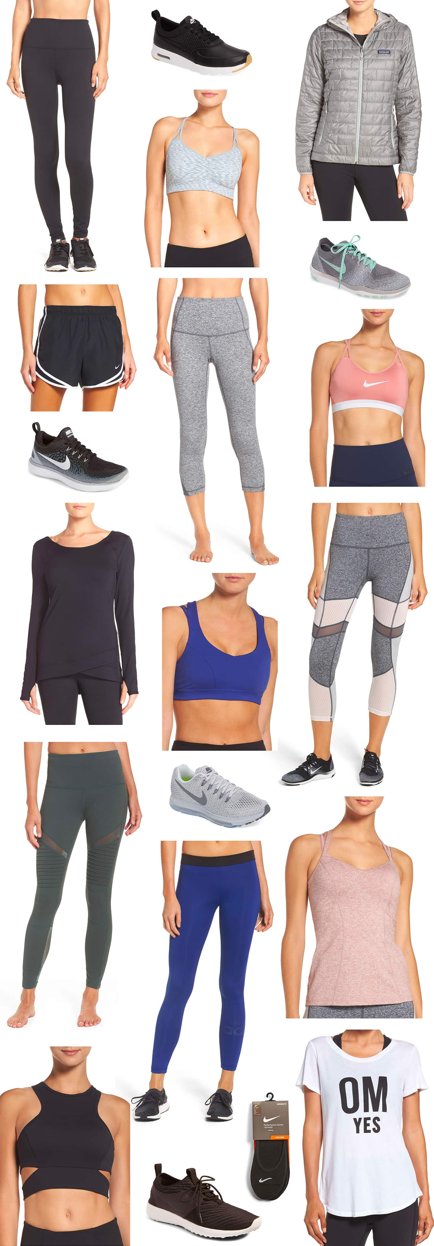 The Best Activewear Deals from The Nordstrom Anniversary Sale