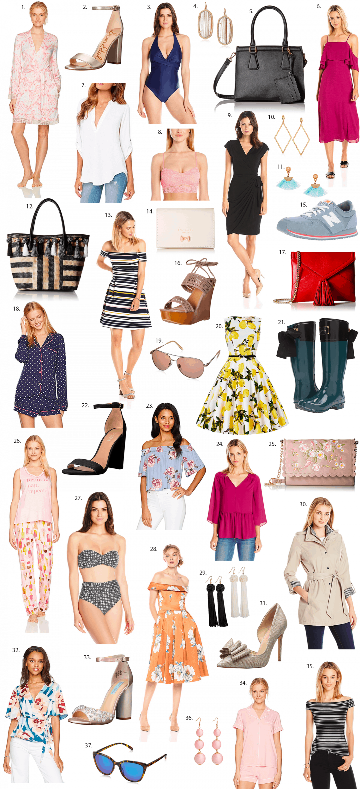 The best Amazon fashion deals from Amazon Prime Day!