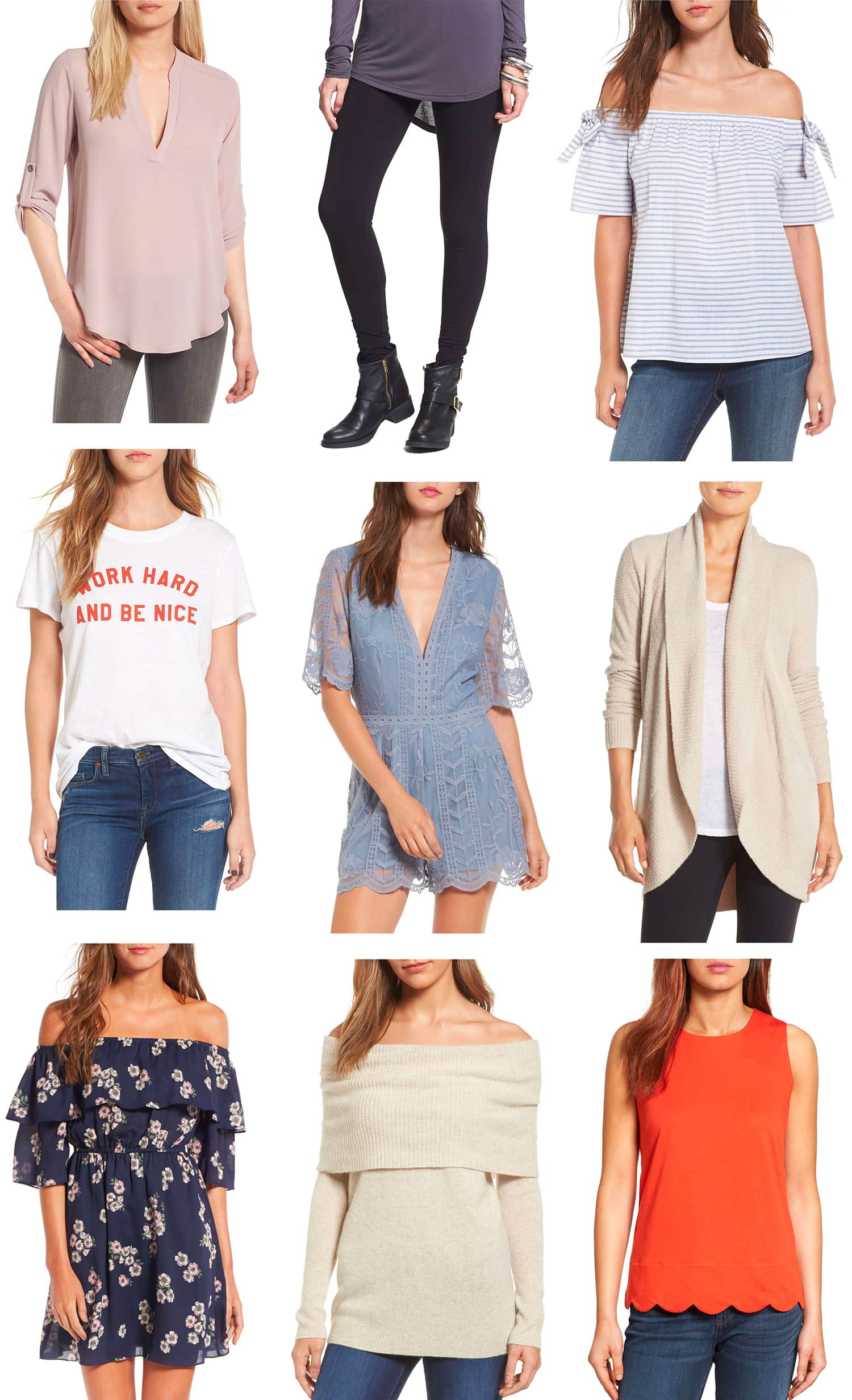 Best Clothing and Accessories from The Nordstrom Anniversary Sale