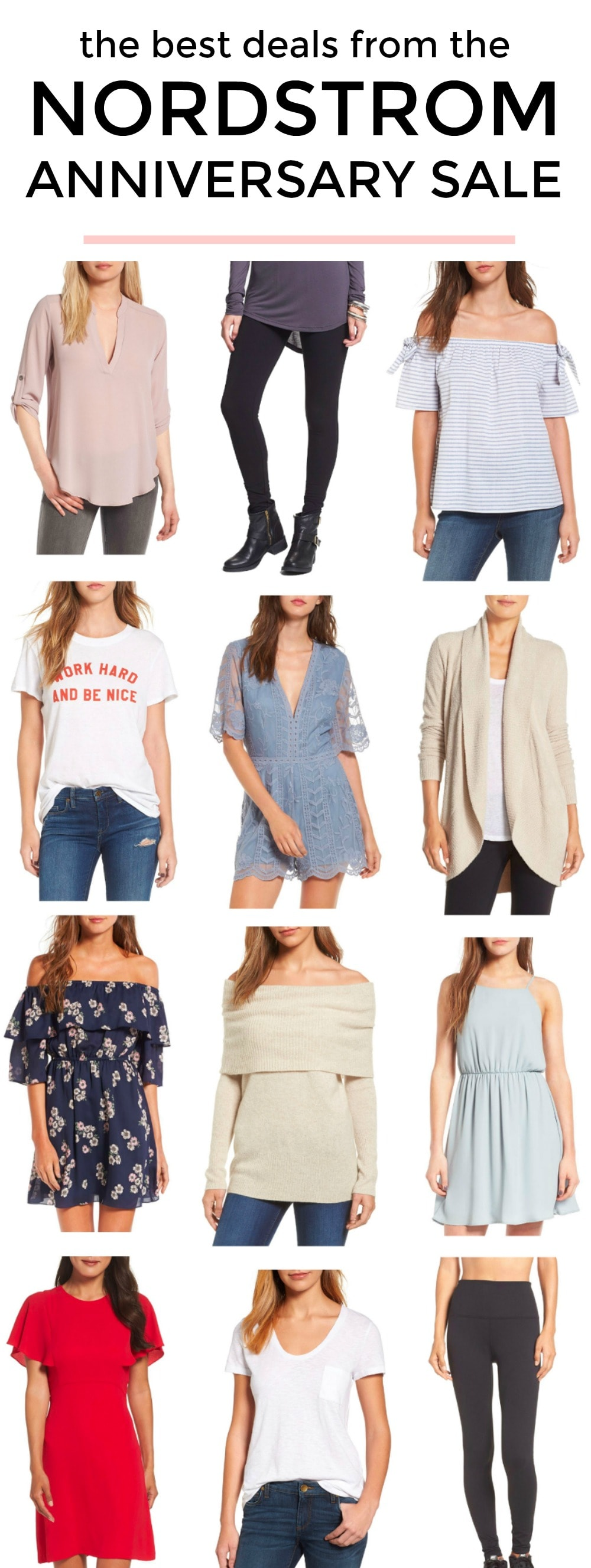 Best deals of the 2017 Nordstrom Anniversary Sale!